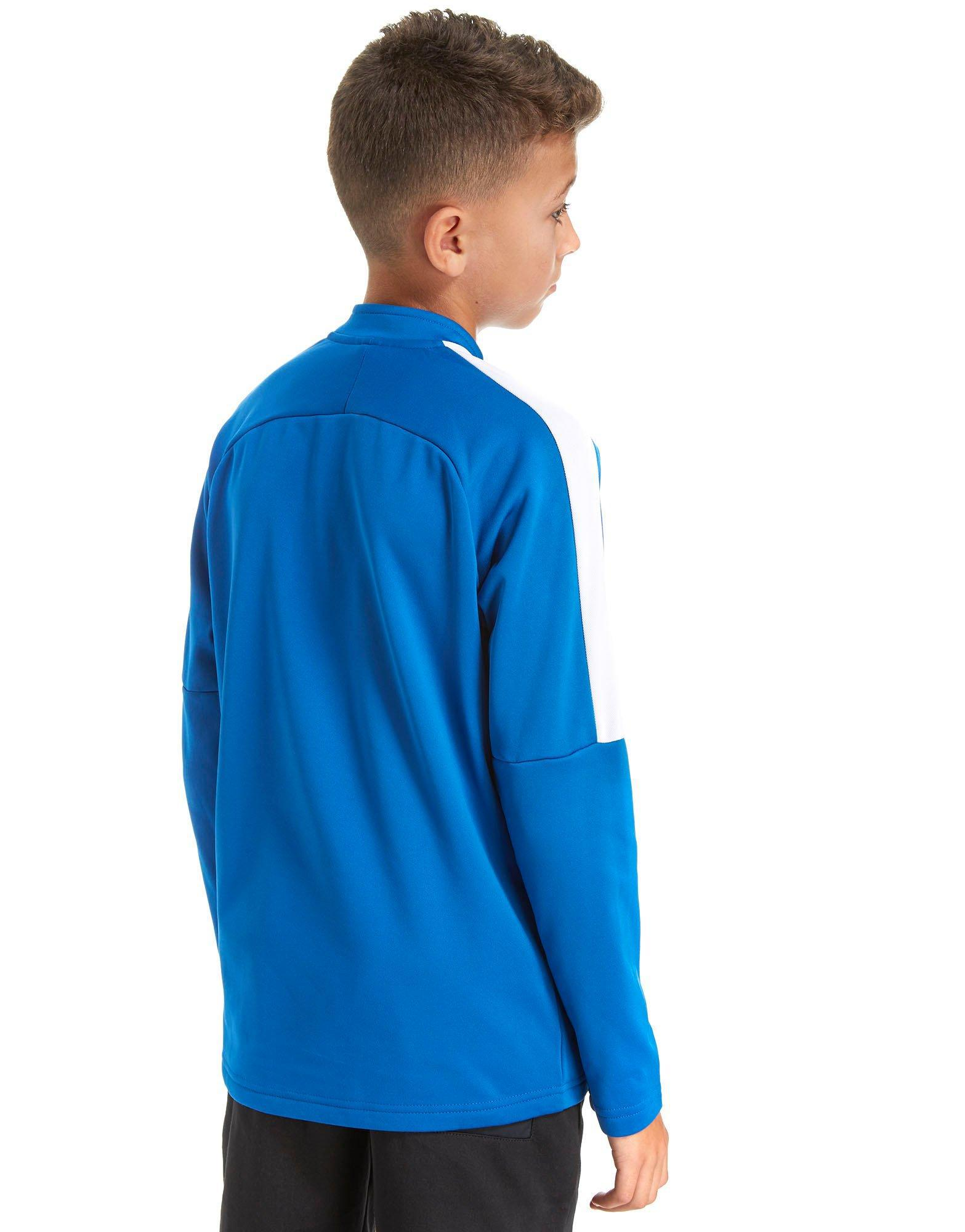 Nike Synthetic Academy 1/4 Zip Jacket Junior in Blue/White (Blue) for Men