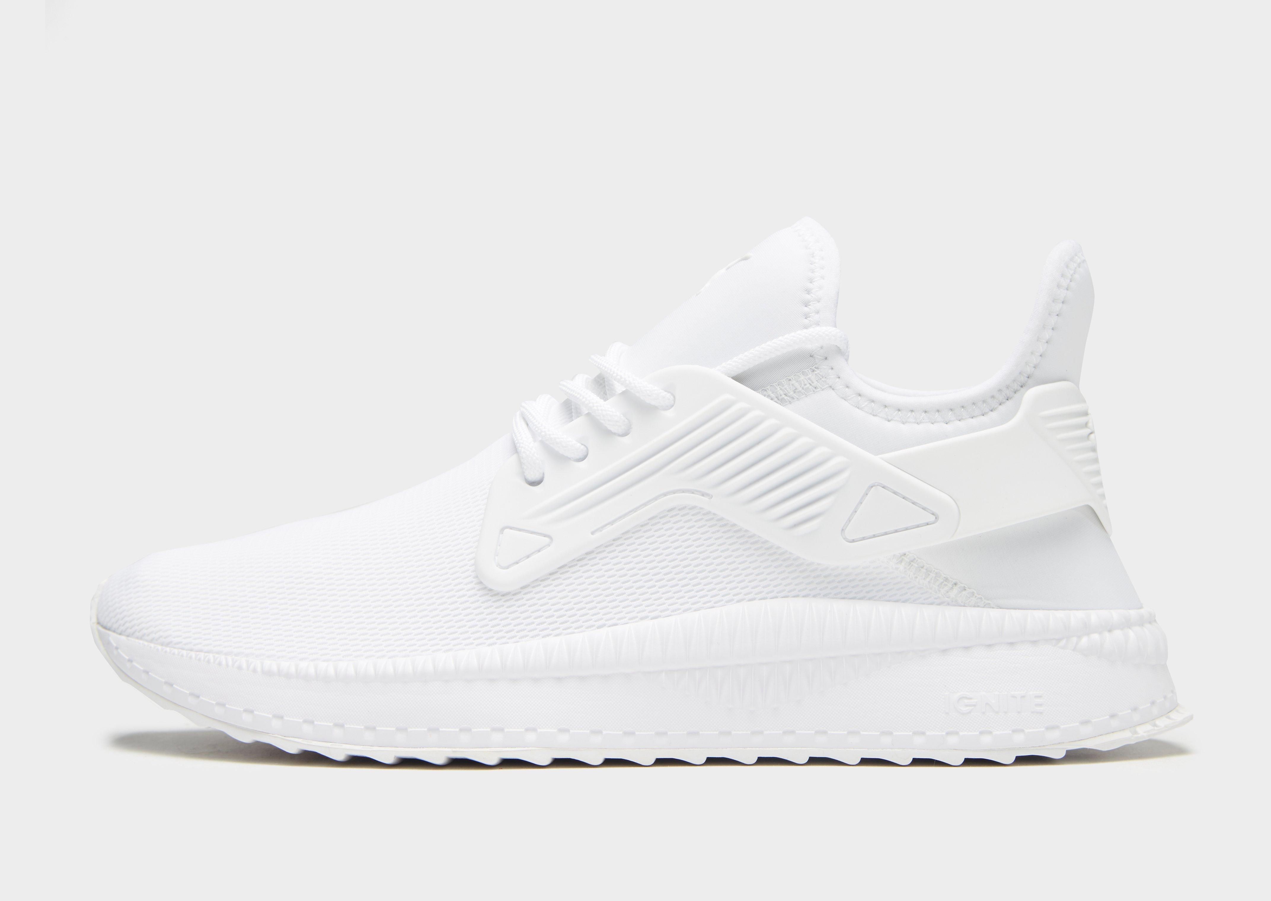 PUMA Synthetic Tsugi Cage in White for