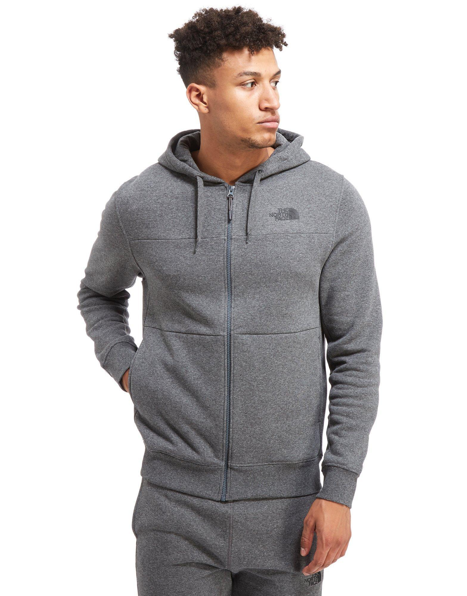 643ce747a The North Face Gray Bondi 17 Hoody for men