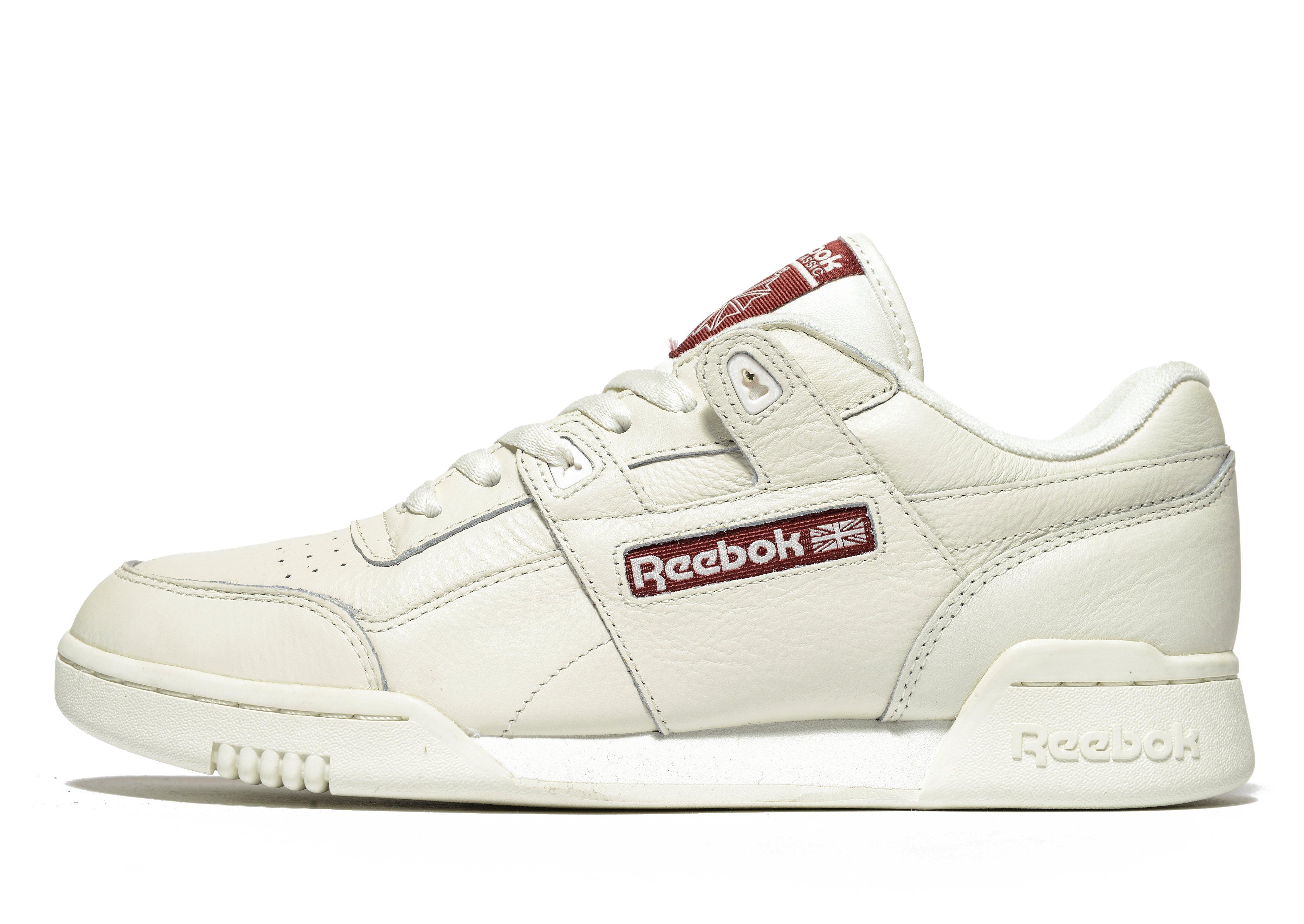 reebok workout plus blanche