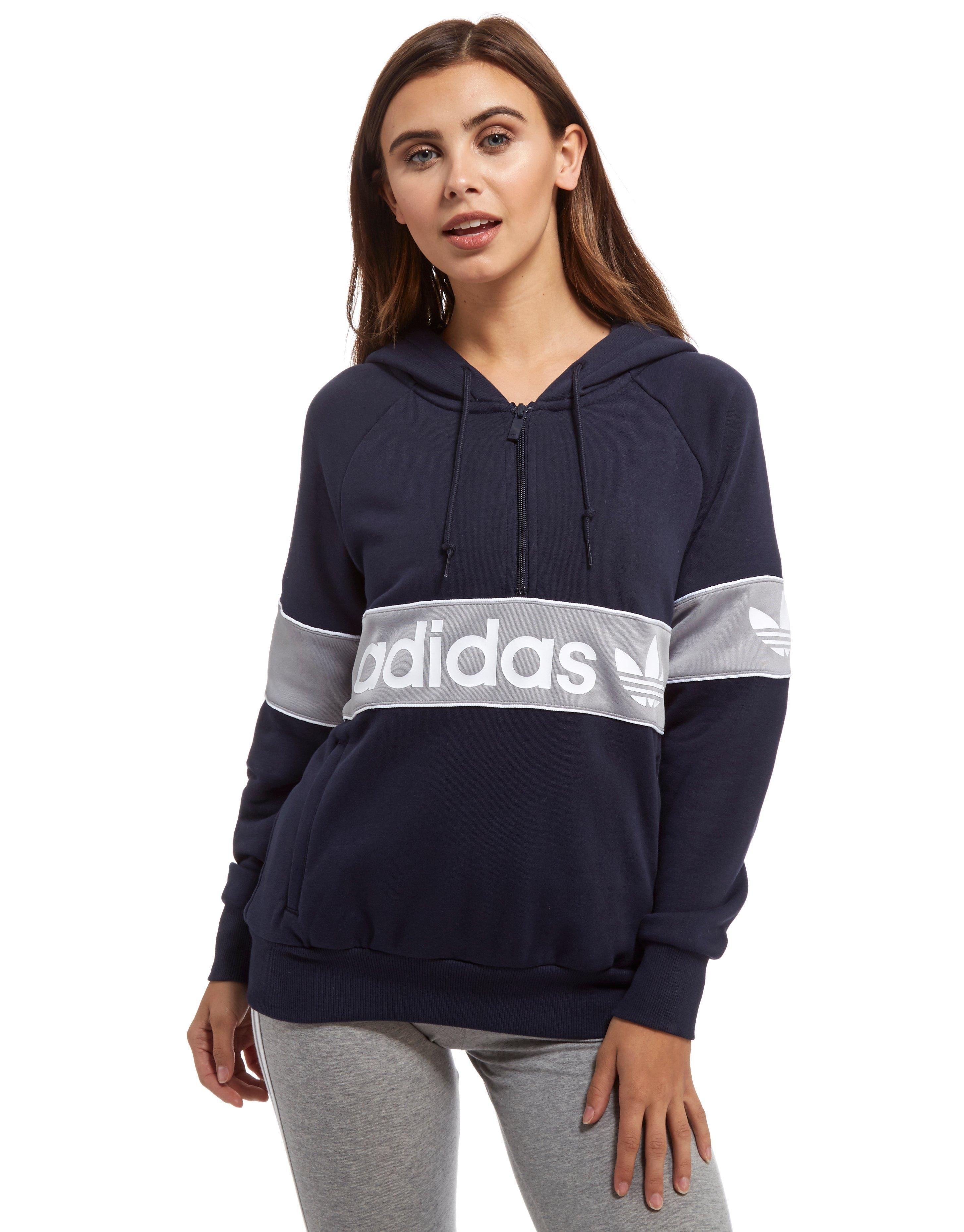 cheap for sale new lifestyle the cheapest Authentic Half Zip Hoodie
