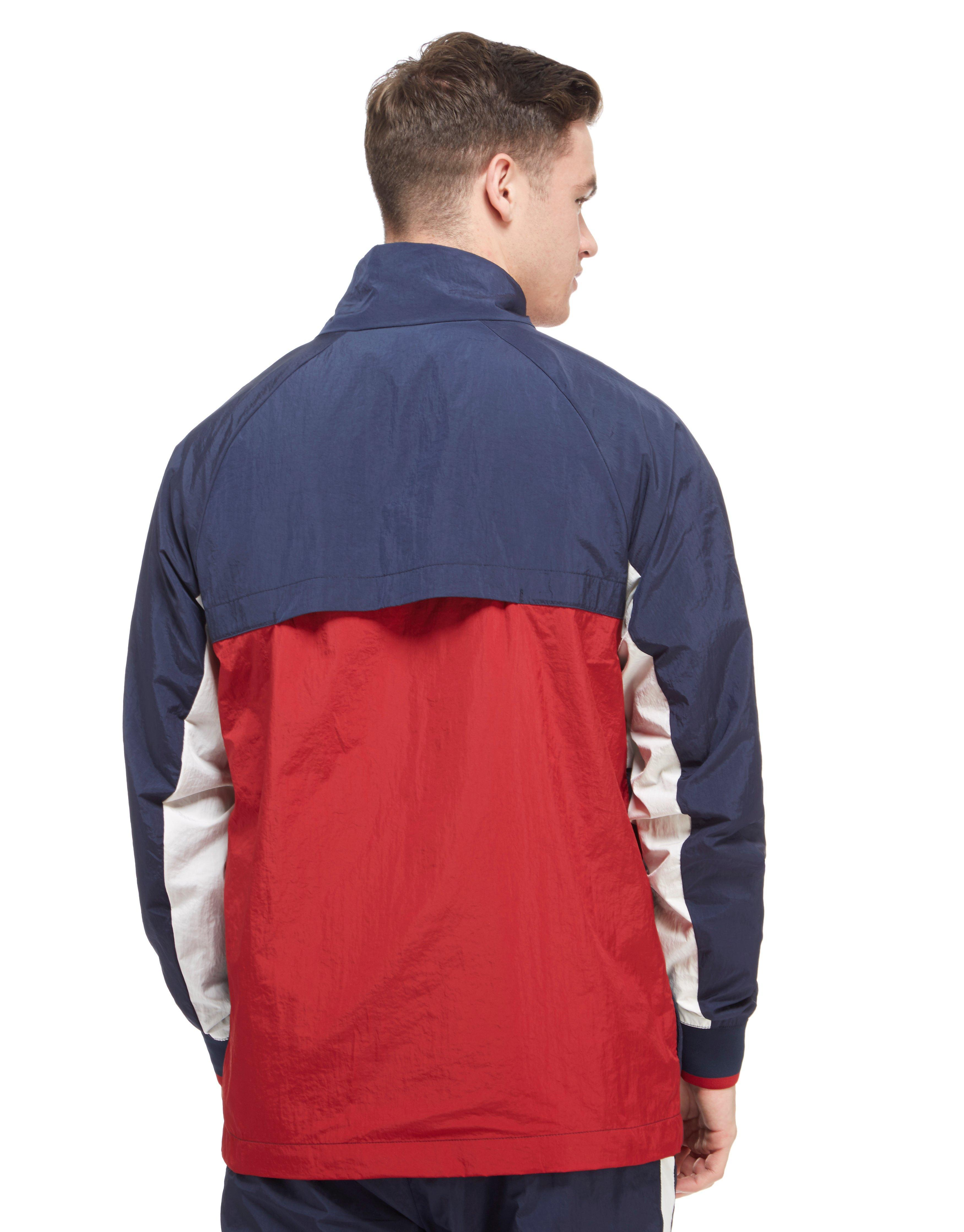 Nike Synthetic Archive Woven Jacket in Blue/Red (Blue) for Men