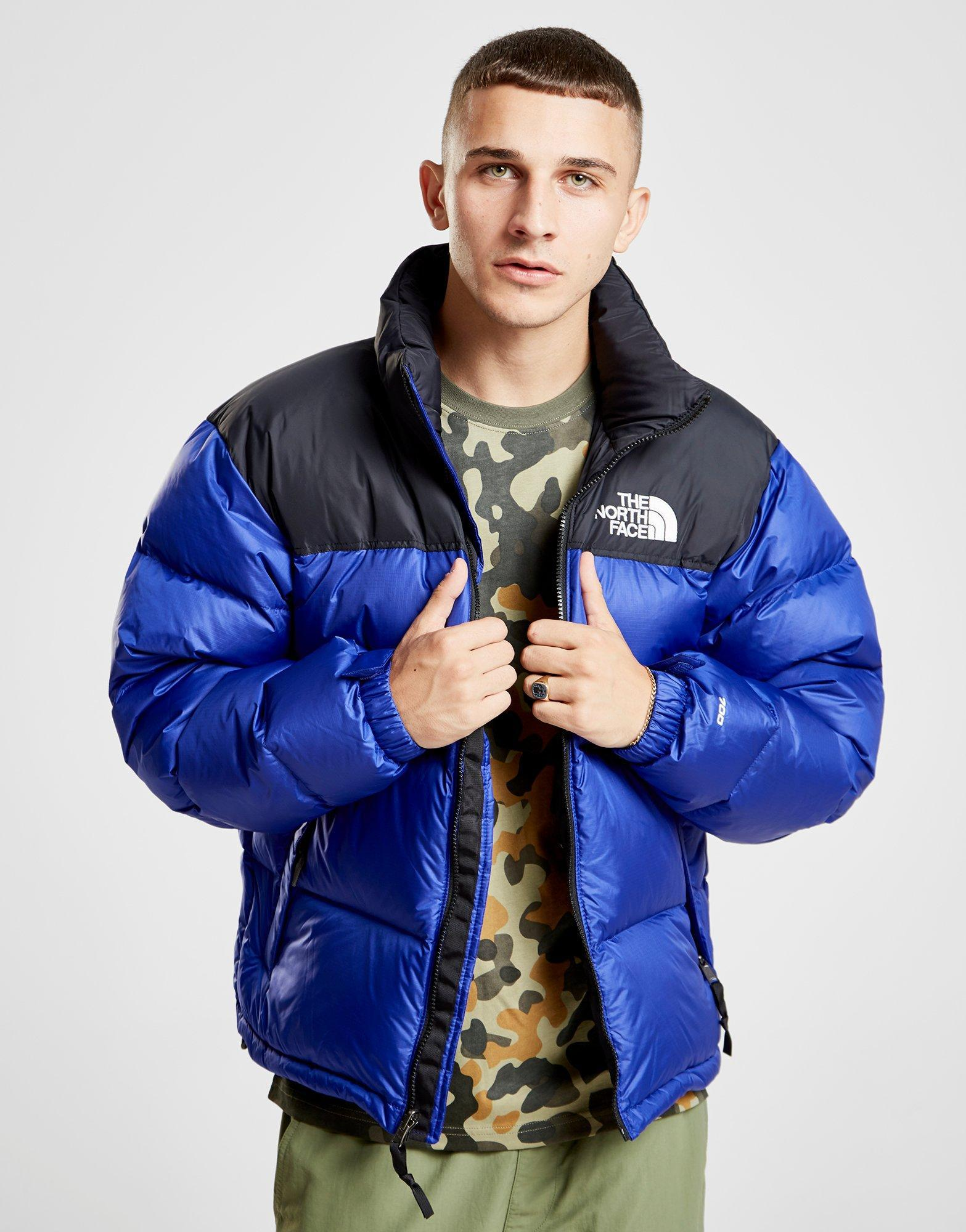 ... 1992 Nuptse  quality design 90ca8 4f943 The North Face. Mens Blue Nuptse  1996 Jacket ... 814adc13c