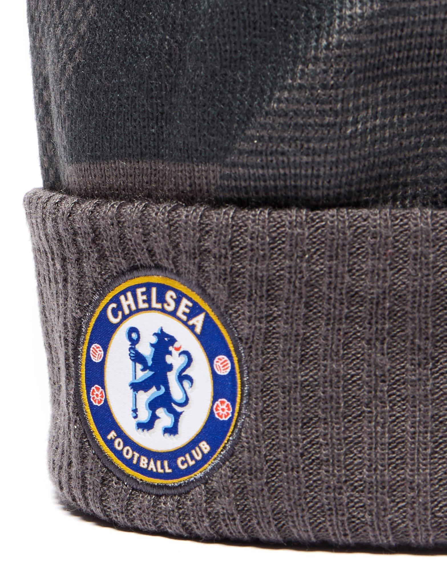 Nike Chelsea Fc Beanie Hat in Gray - Lyst 093e877359fd