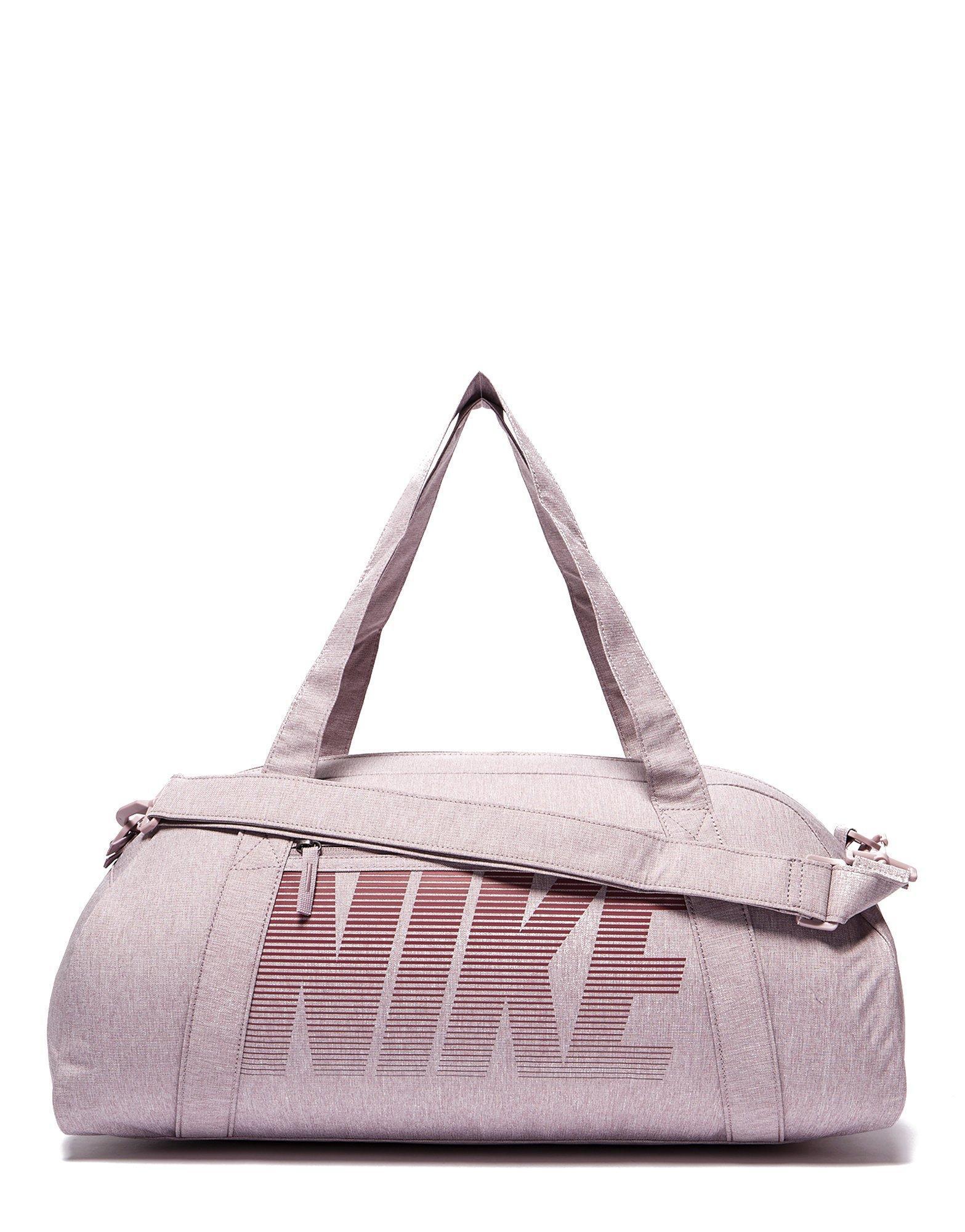 Lyst - Nike Gym Club Training Duffle Bag in Pink for Men 72decae4a4c0