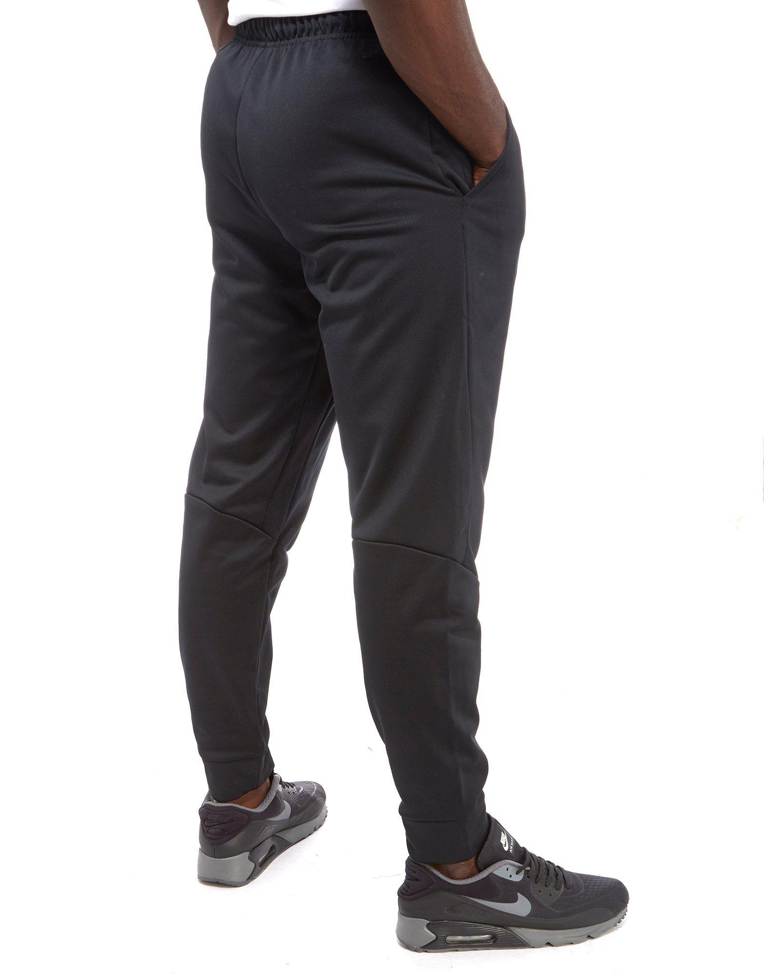 Nike Synthetic Train Poly Pants in Black for Men