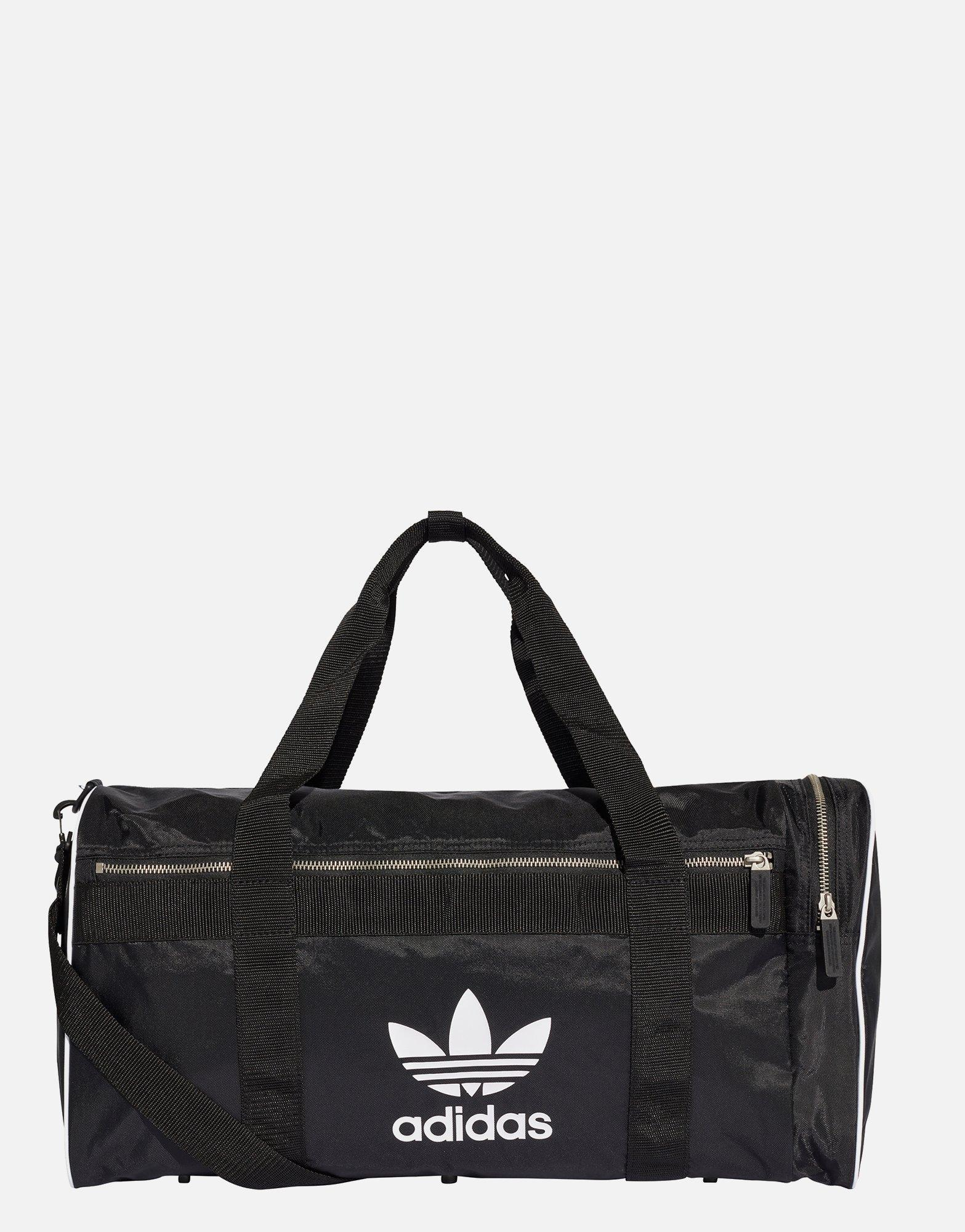 8b68c61b6e7d Adidas - Black Duffel Bag Large for Men - Lyst. View fullscreen