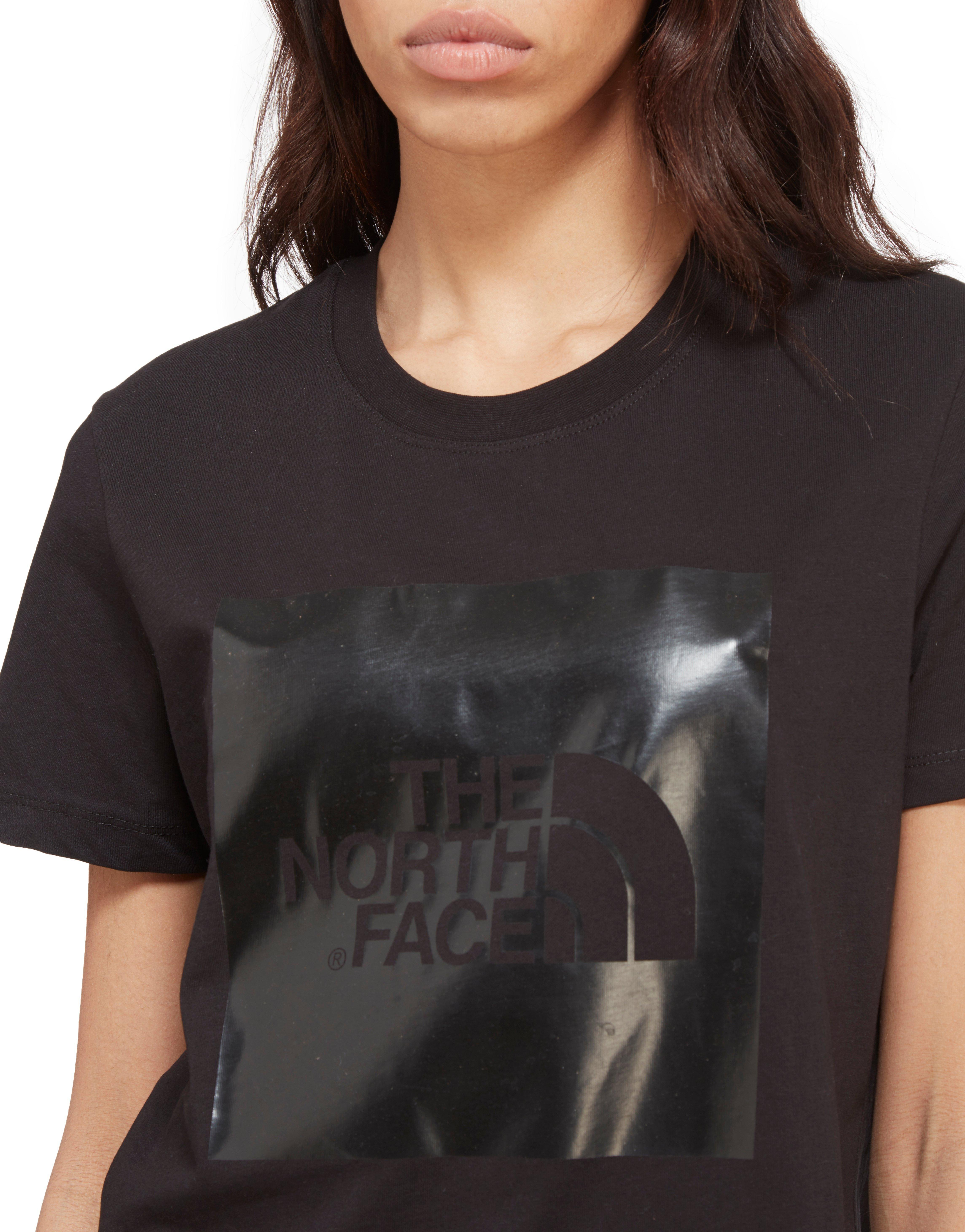 North Face T Shirts Women S