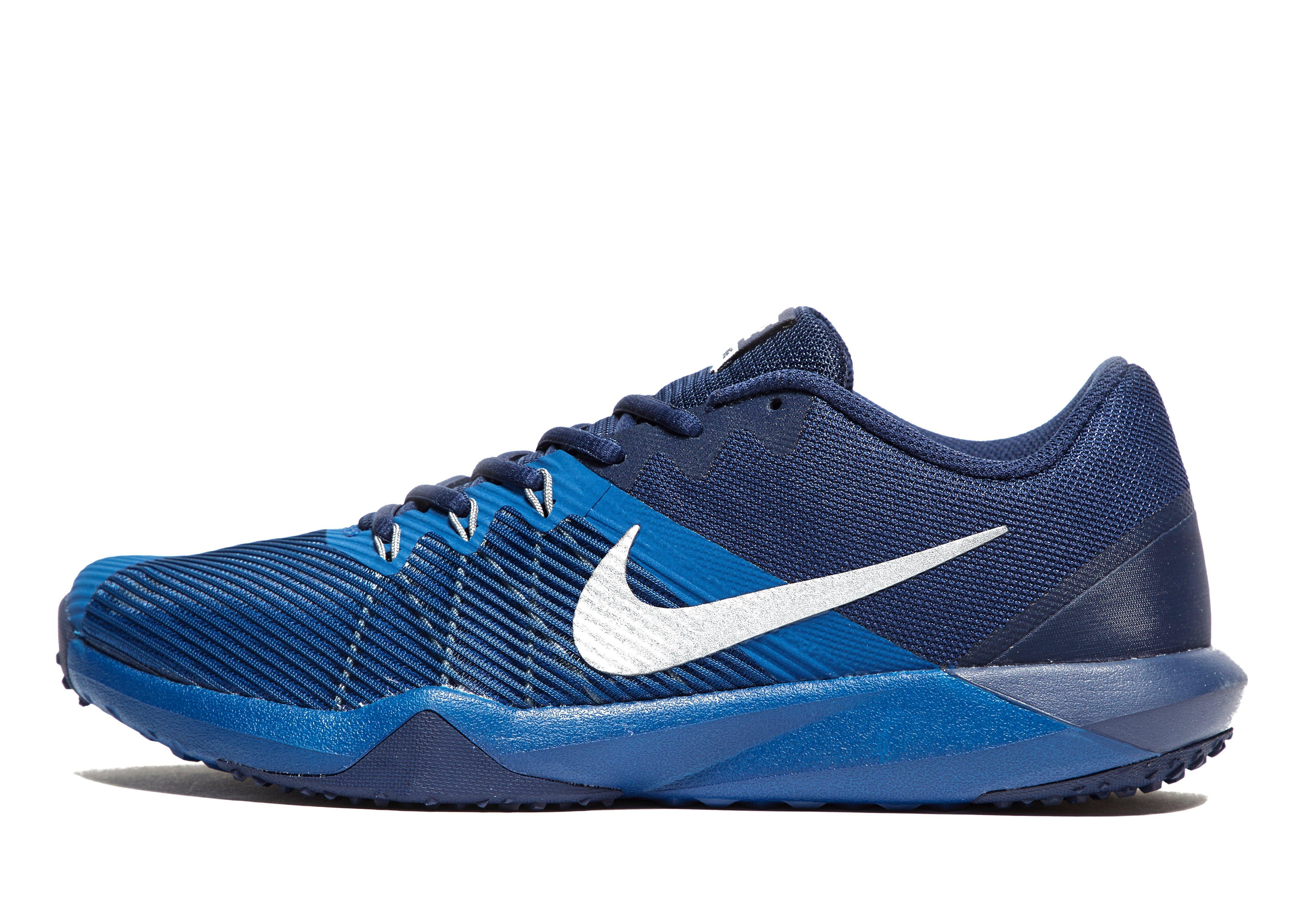 Nike Exercise Shoes With Lateral Support