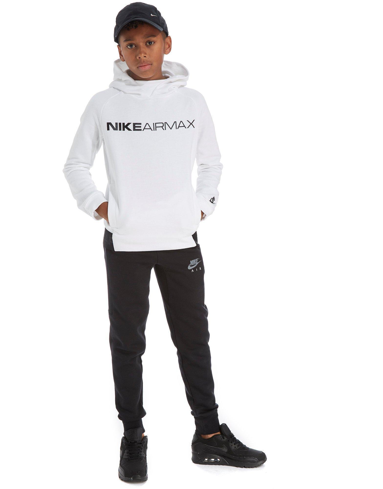 Air Max Hoodie Lyst Junior White For In Men Nike Fq1pRa