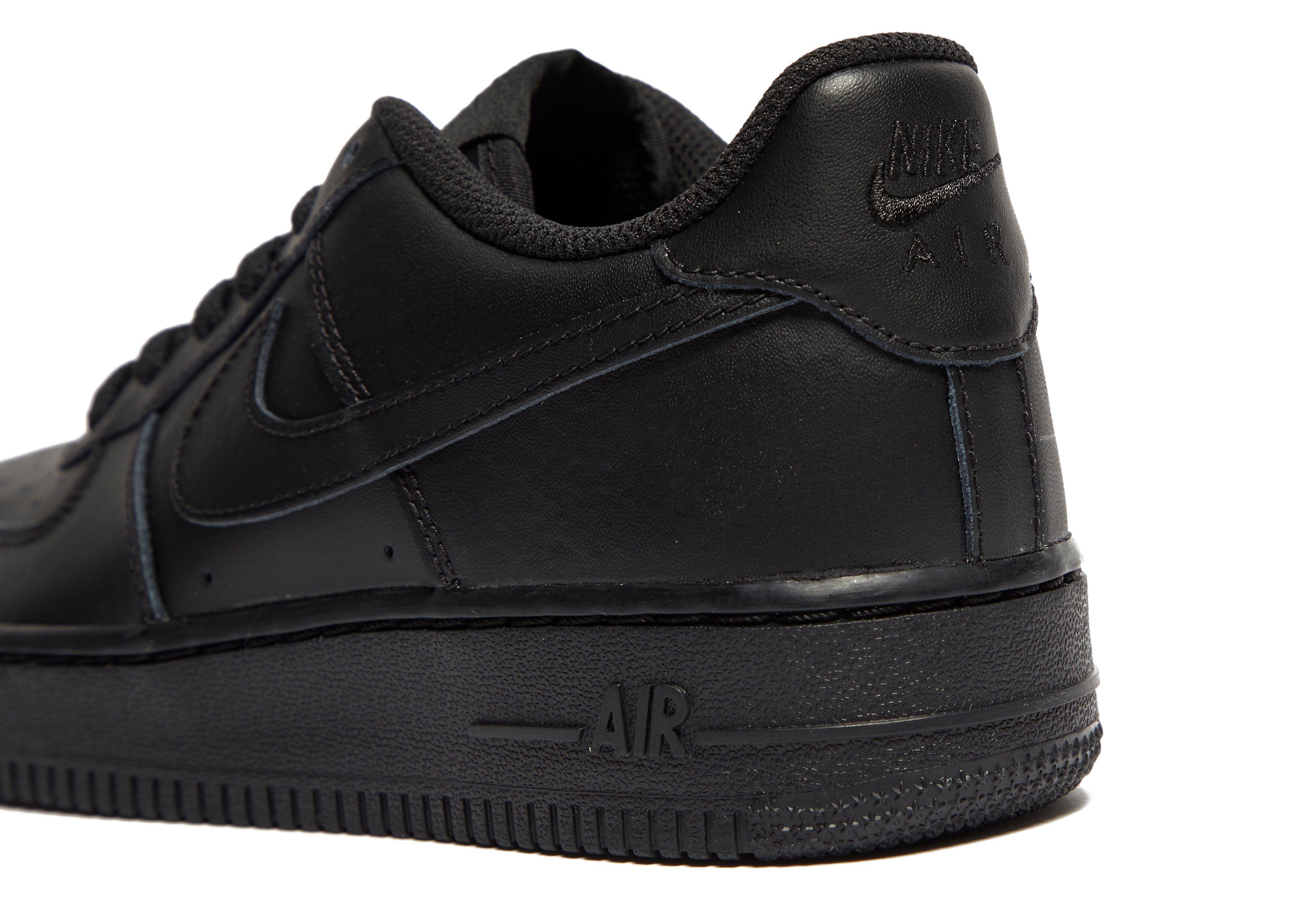 black air force junior
