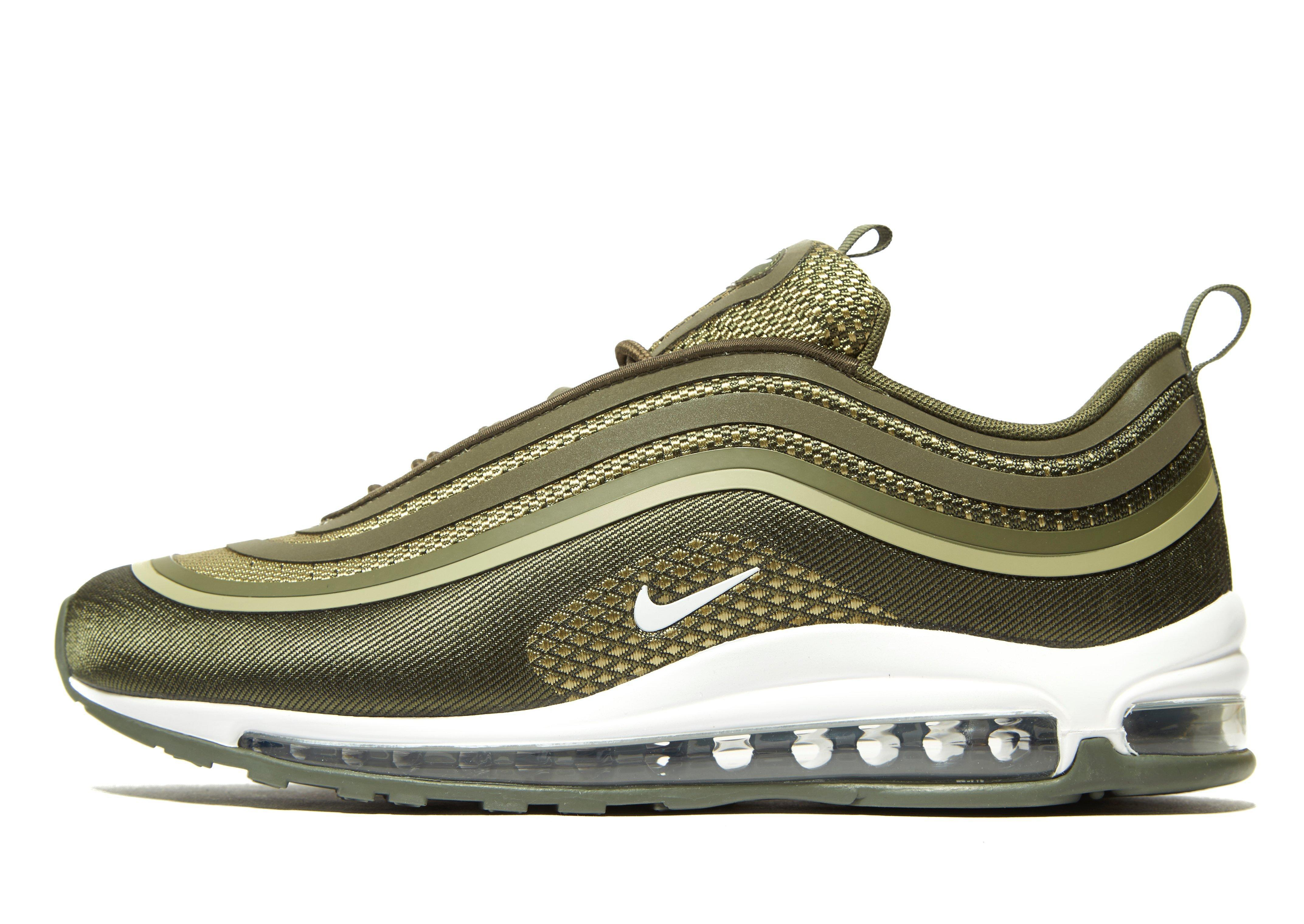 lyst nike air max 97 ultra in green for men. Black Bedroom Furniture Sets. Home Design Ideas