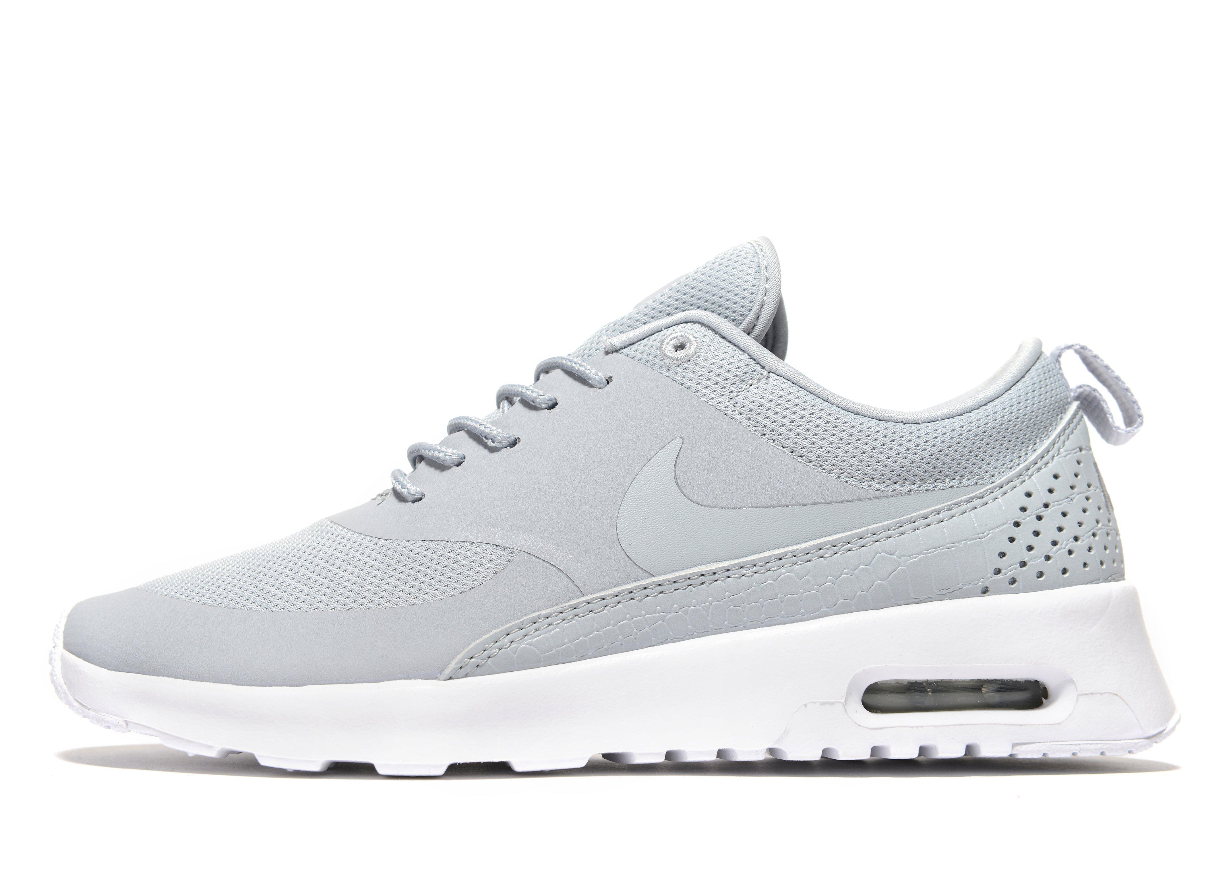 4d04e2f4f5 Lyst - Nike Air Max Thea Essential in Gray for Men