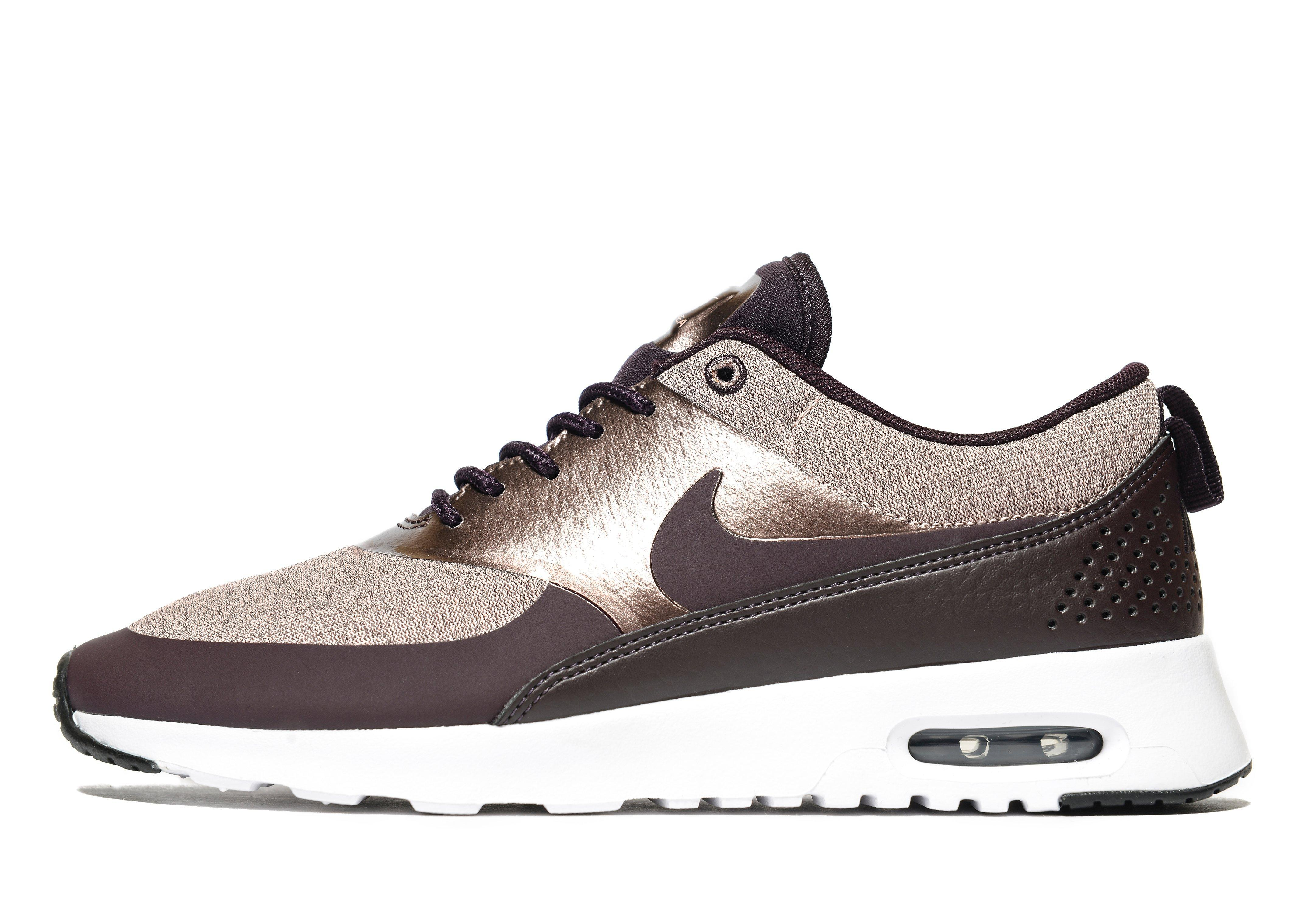 4bfa9f8de77f9 Nike Air Max Thea Knit in Black for Men - Lyst