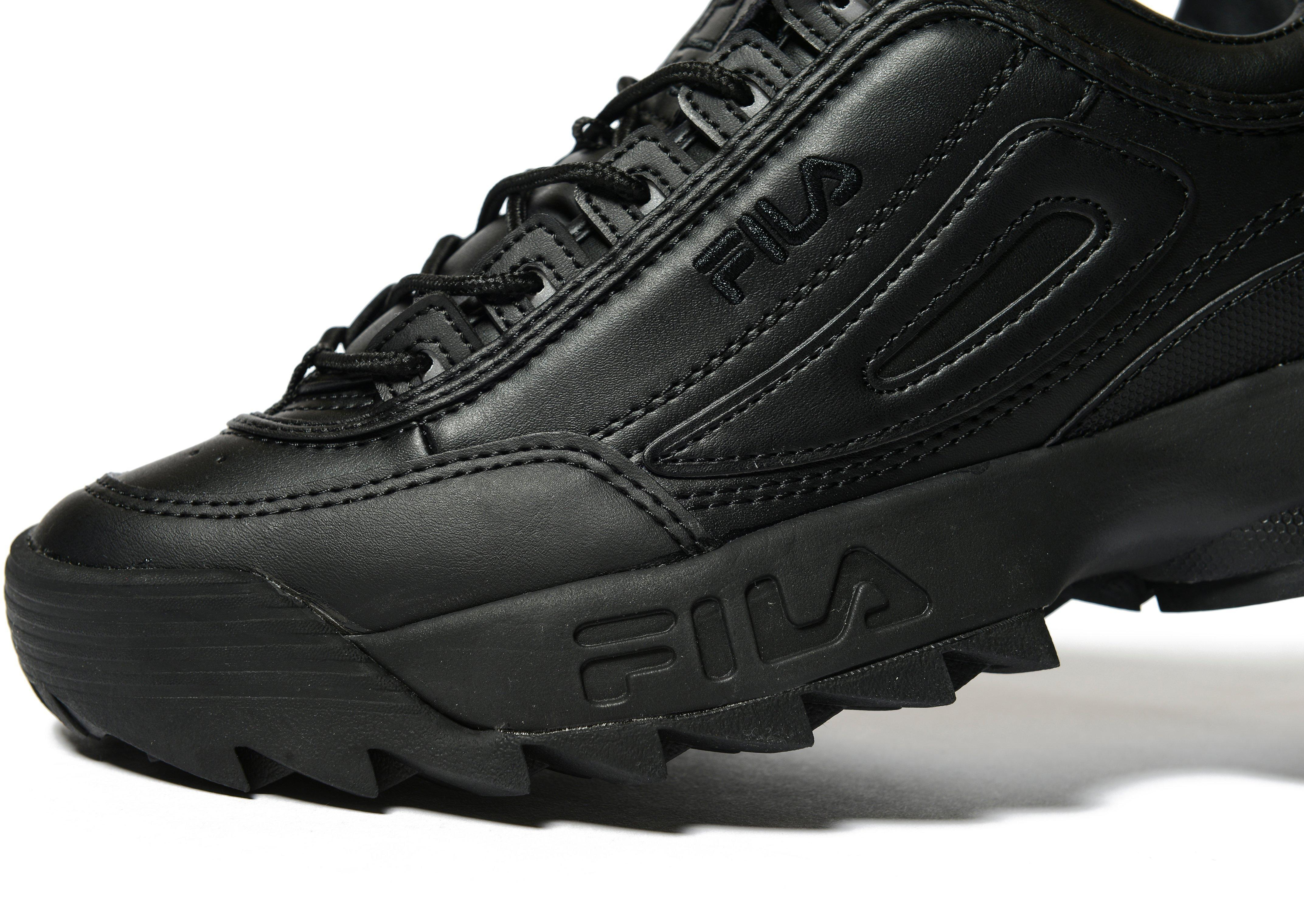 Fila Disruptor Ii In Black For Men Lyst