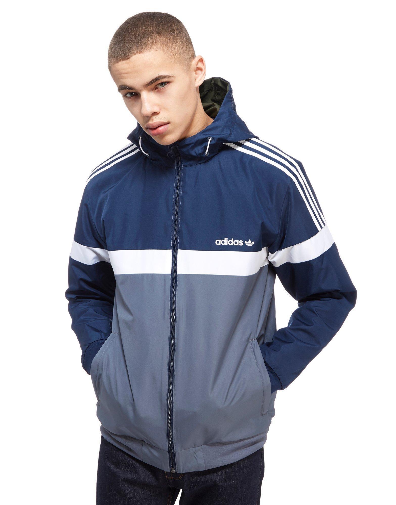 Men's Blue Itasca Reversible Jacket