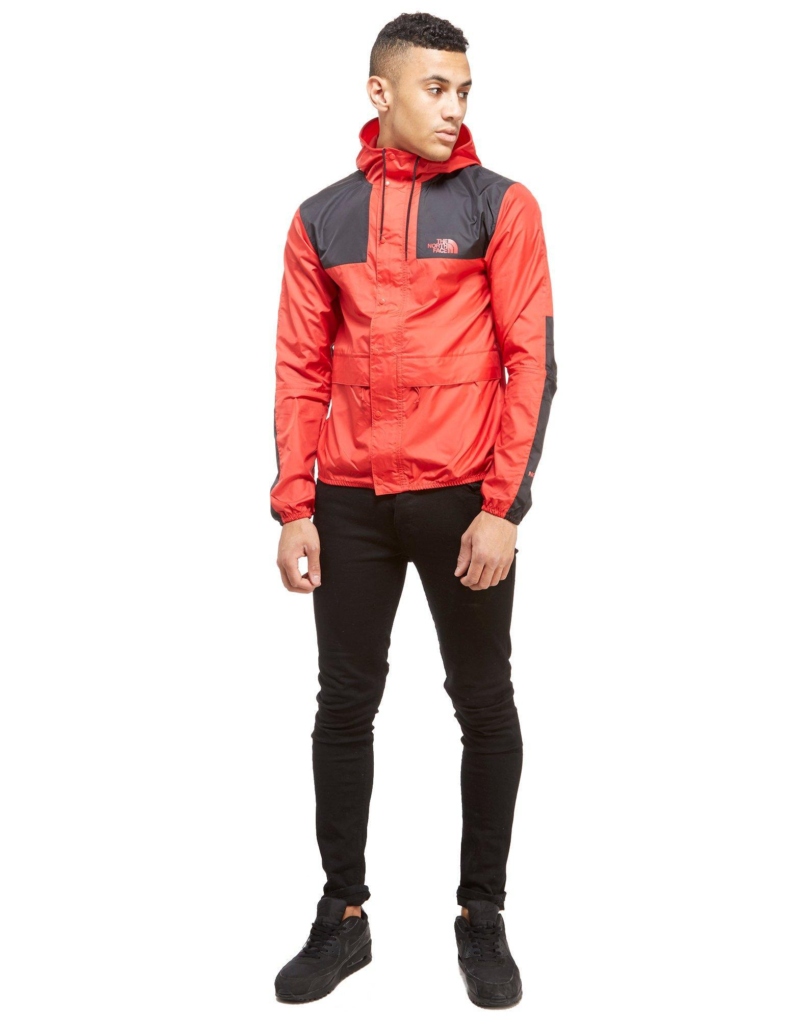 c007531bf The North Face 1985 Mountain Jacket in Red for Men - Lyst