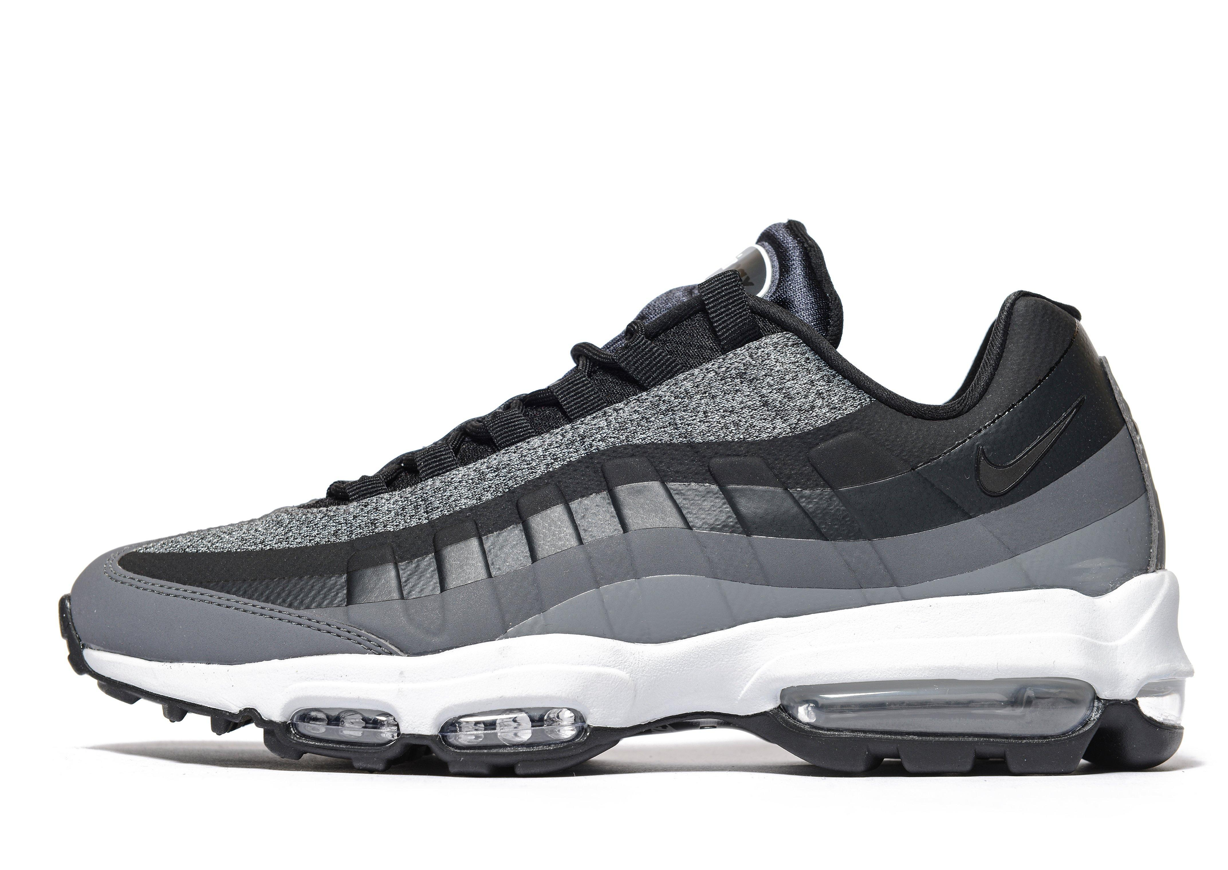 ee34bc69dd3e Lyst - Nike Air Max 95 Ultra Essential in Gray for Men