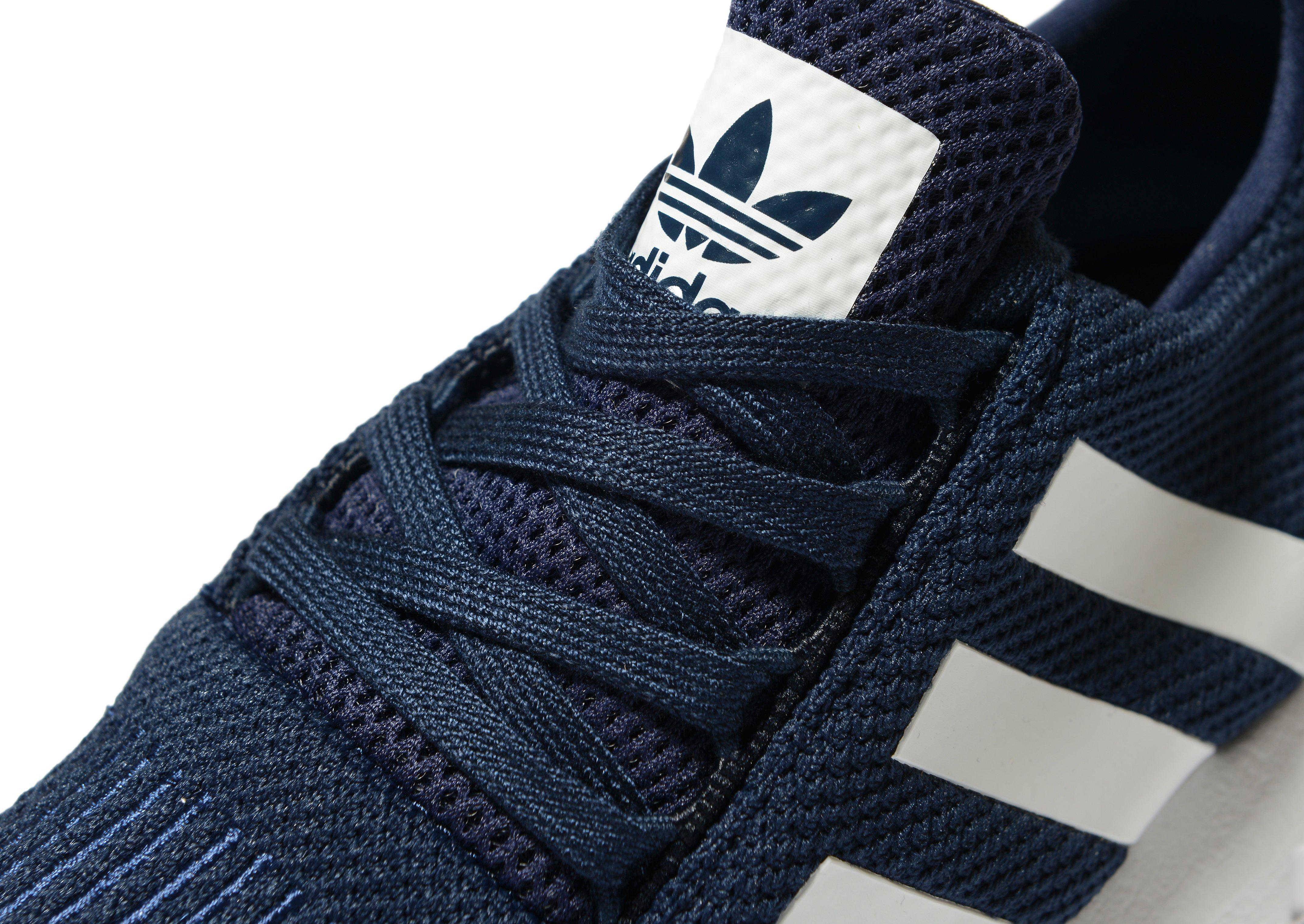 8a9d1d09795d5 adidas Originals Swift Run Junior in Blue for Men - Lyst