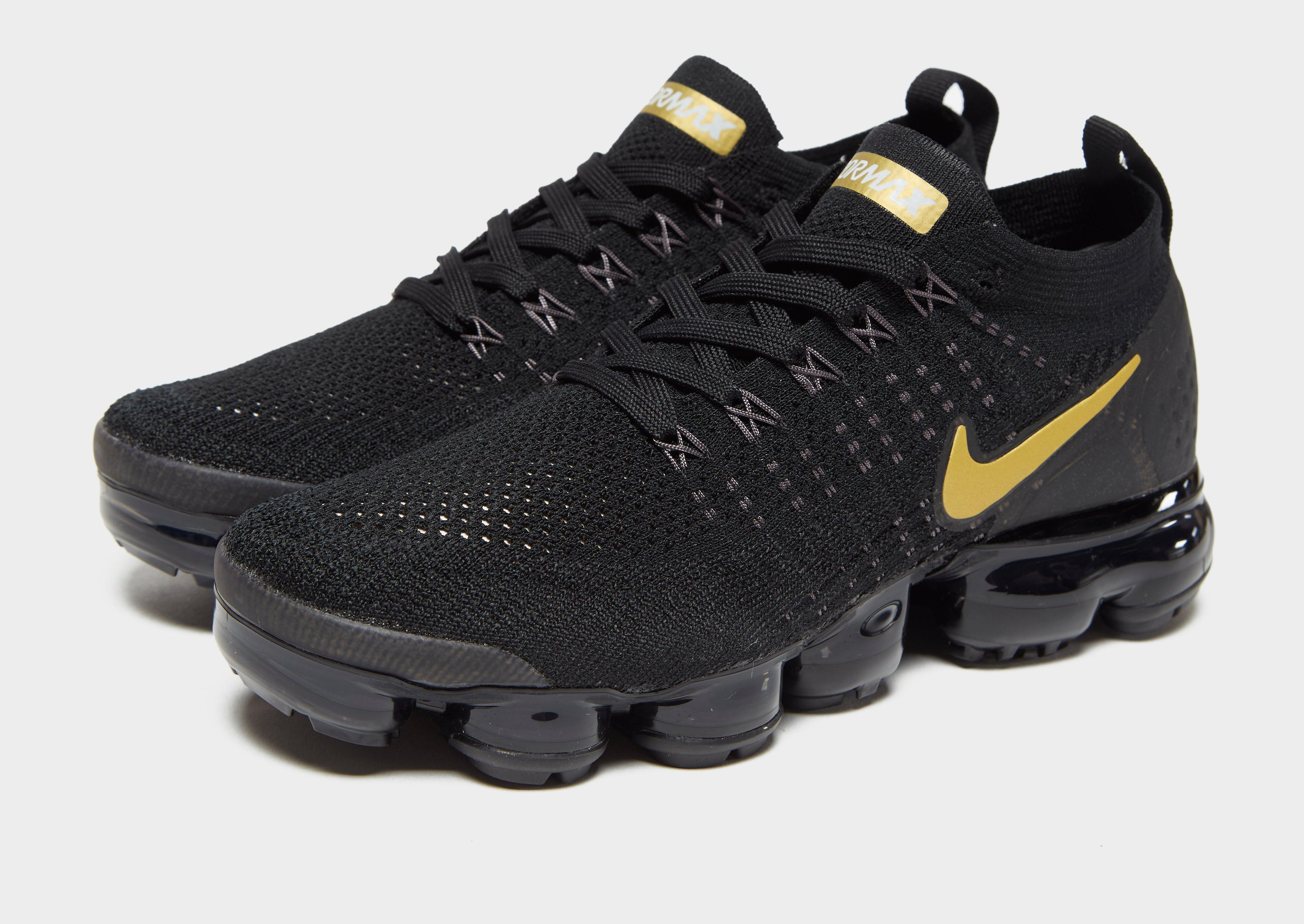 af08b73e8587 Nike - Black Air Vapormax Flyknit 2 Shoe - Lyst. View fullscreen