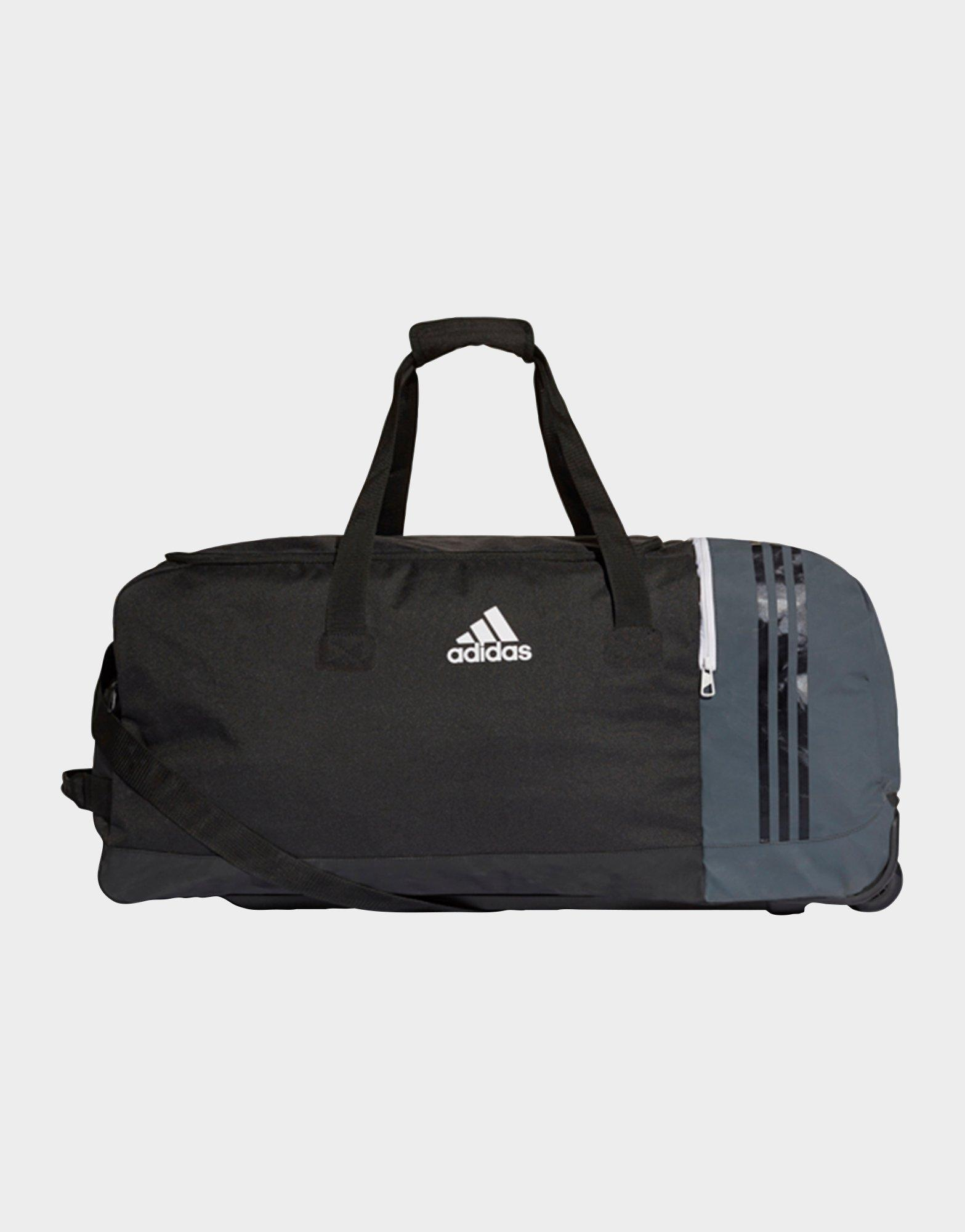 cc43a1415b Lyst - adidas Tiro Team Bag With Wheels Xl in Black for Men