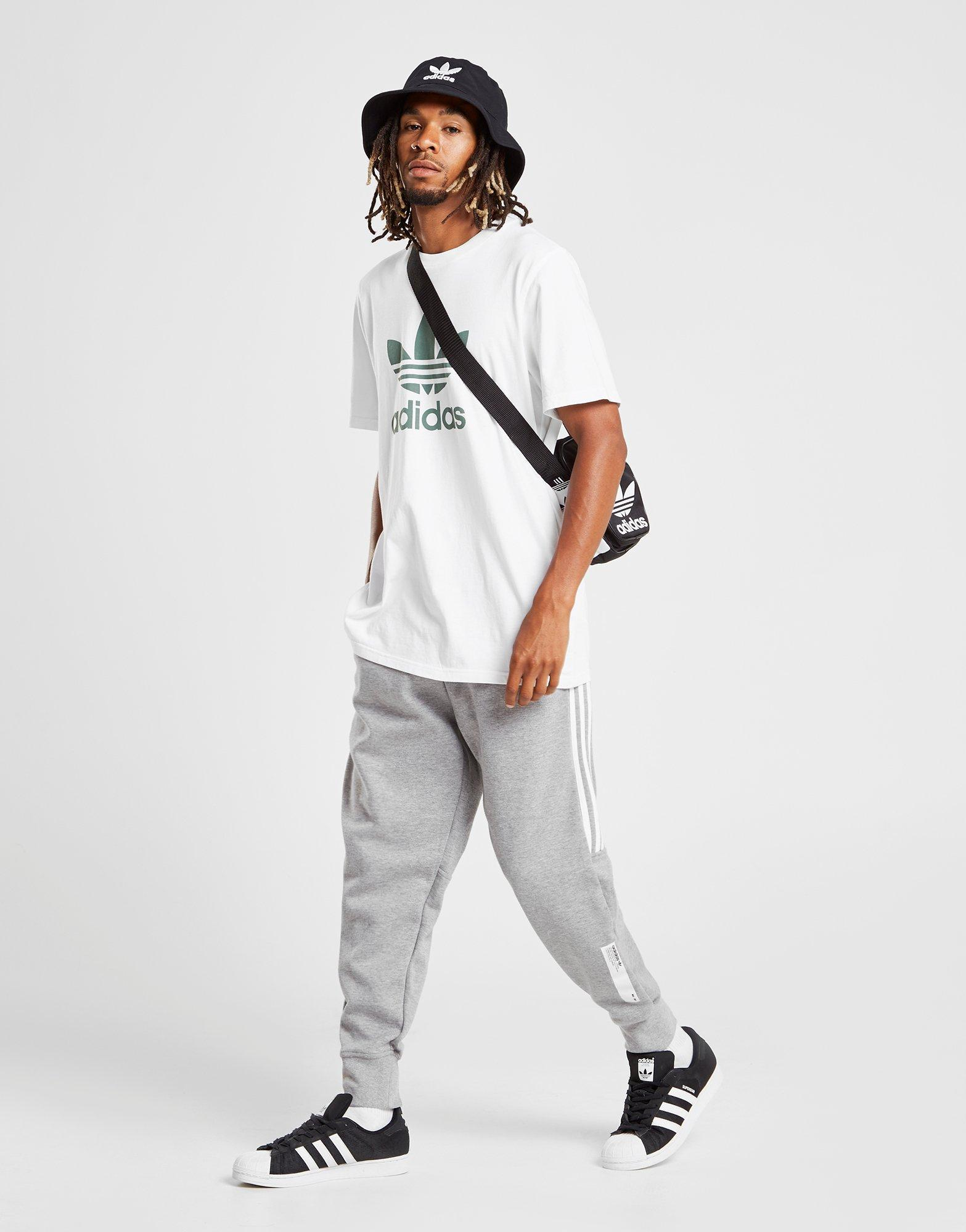 Adidas Originals California Mens Sports Casual Tee Shirt Tinley
