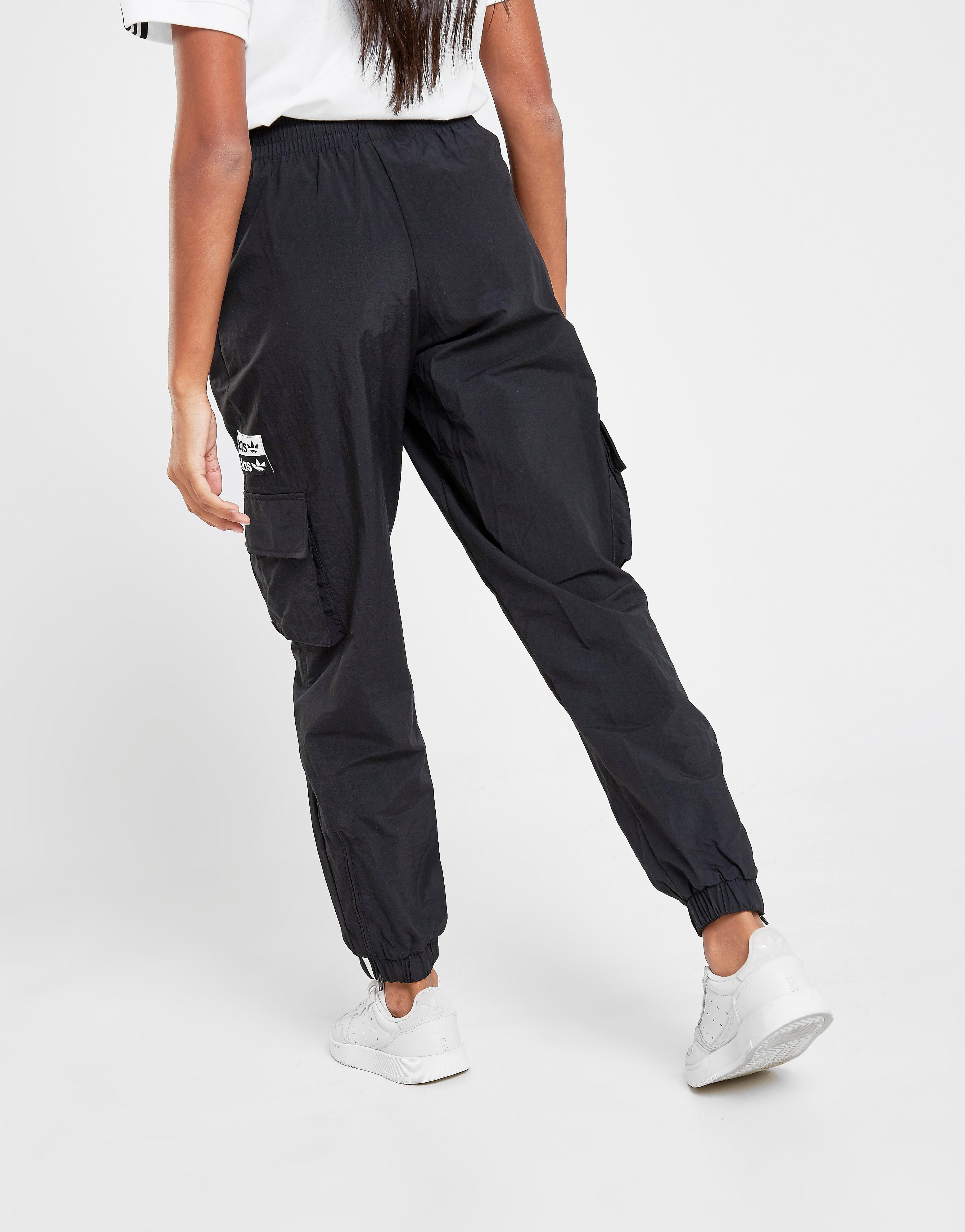 Cargo Track Pants adidas Originals de color Negro