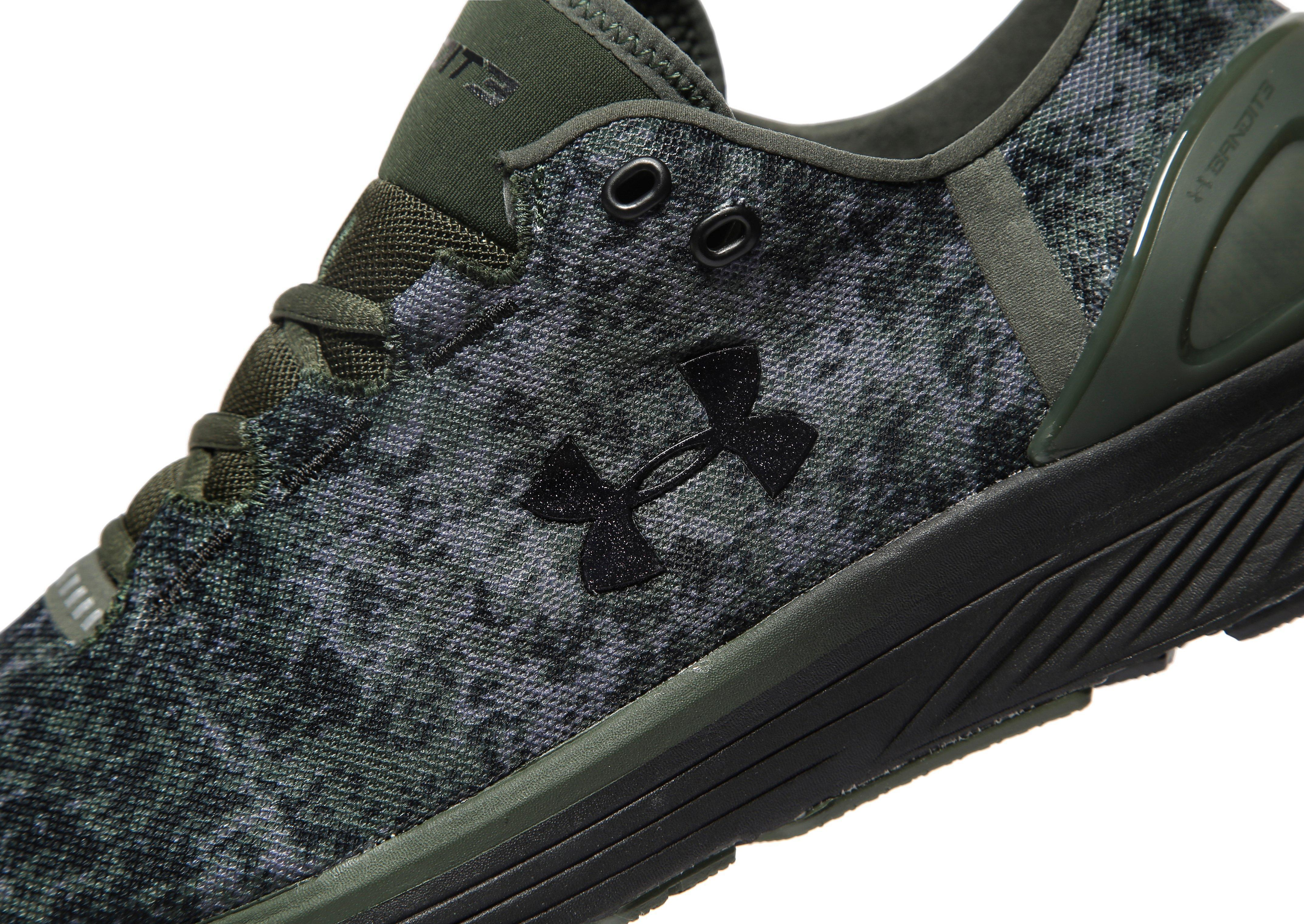 sports shoes d3911 2de01 Under Armour Synthetic Bandit 3 Gr in Green/Camo (Green) for ...