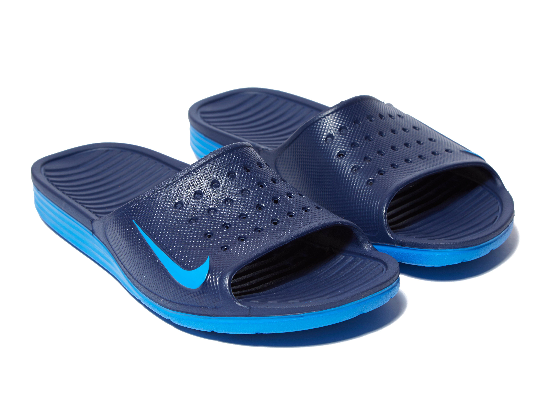 sneakers designer fashion famous brand Solarsoft Slides