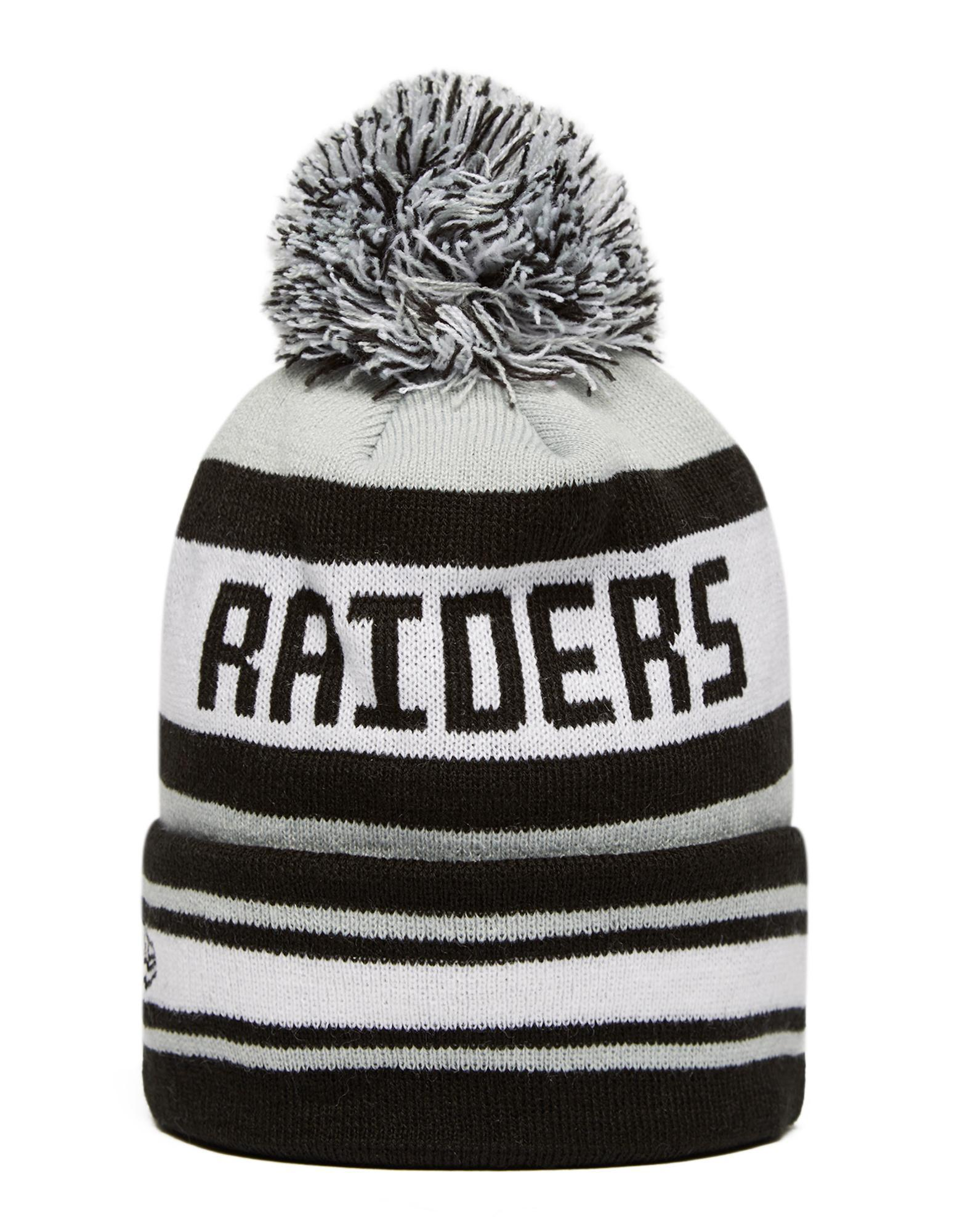 5dd9b05c586 Lyst - KTZ Nfl Oakland Raiders Jake Bobble Hat in Black