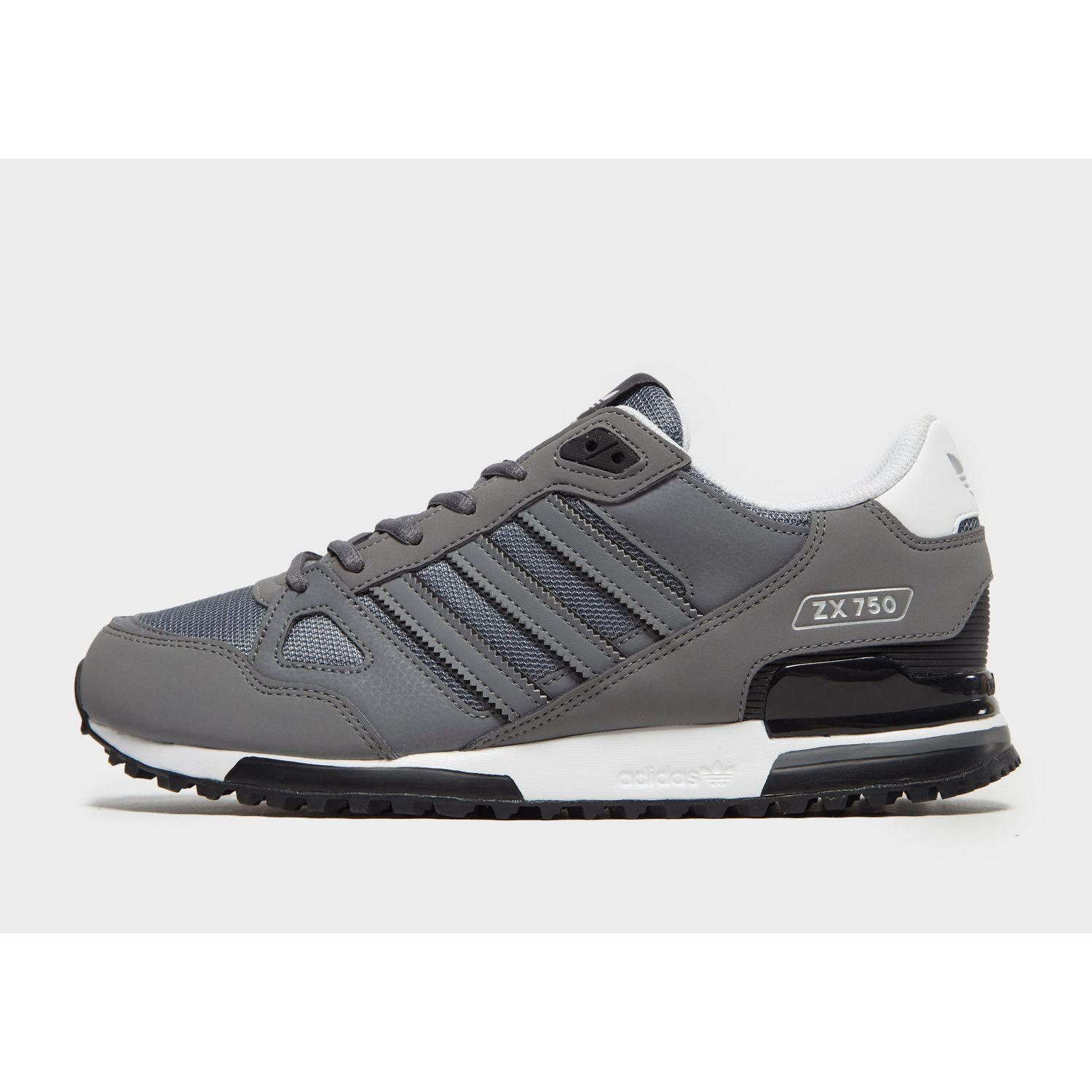 3f13a4df3 adidas Originals Zx 750 in Gray for Men - Lyst