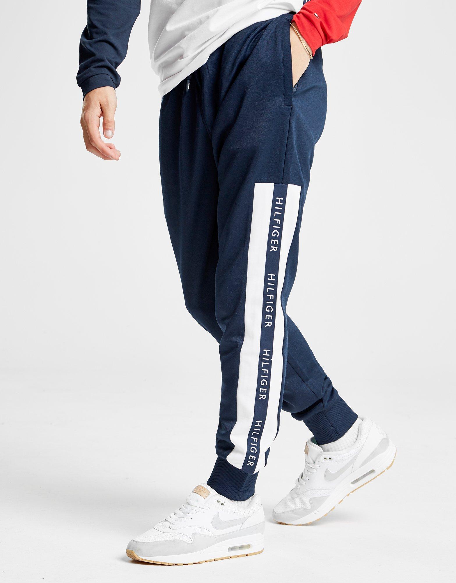 Blue Tommy Hilfiger Men/'s Pull-on Fleece Pants