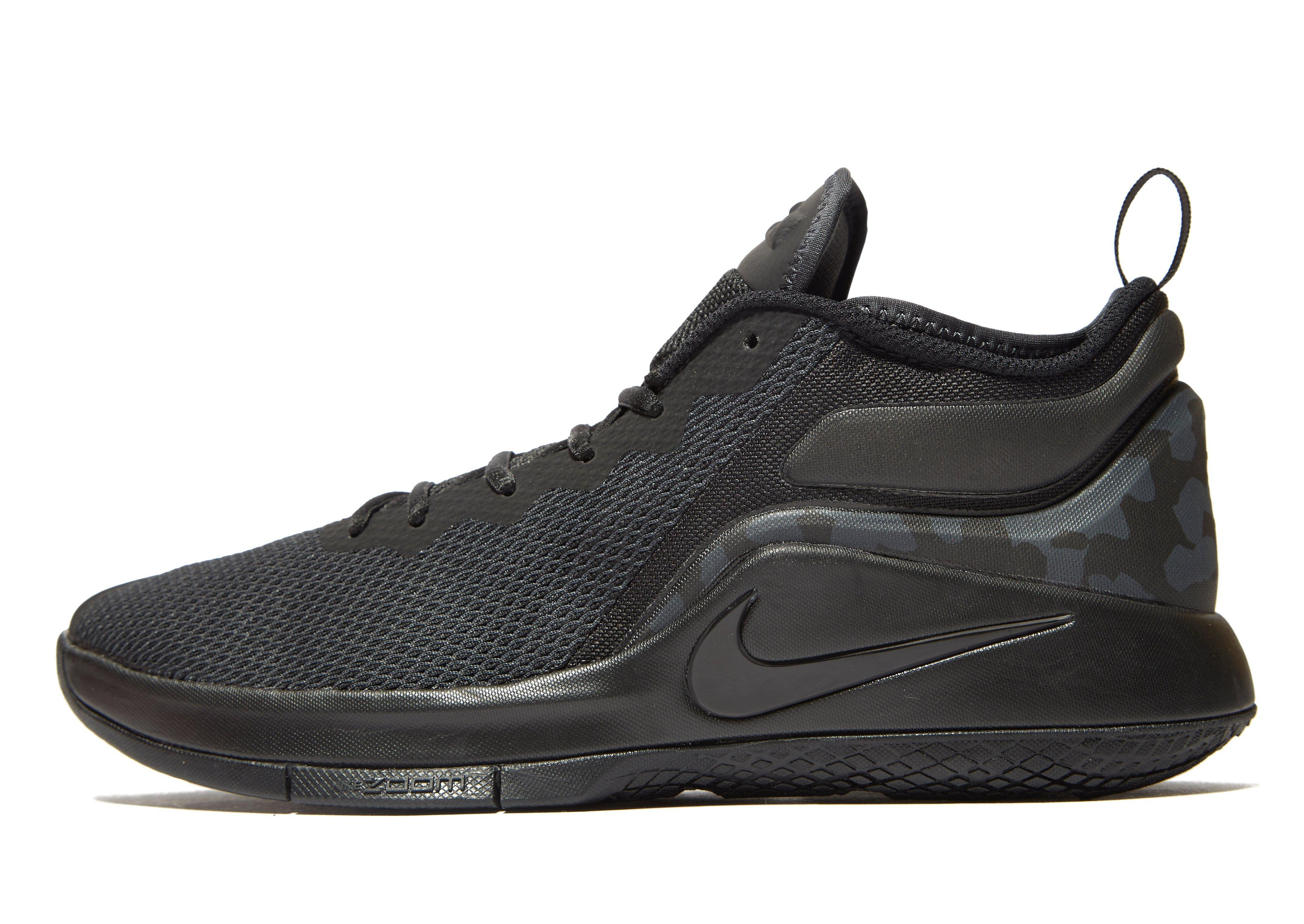 official photos 70240 499c0 Nike Rubber Lebron Witness 2 in Black for Men - Lyst