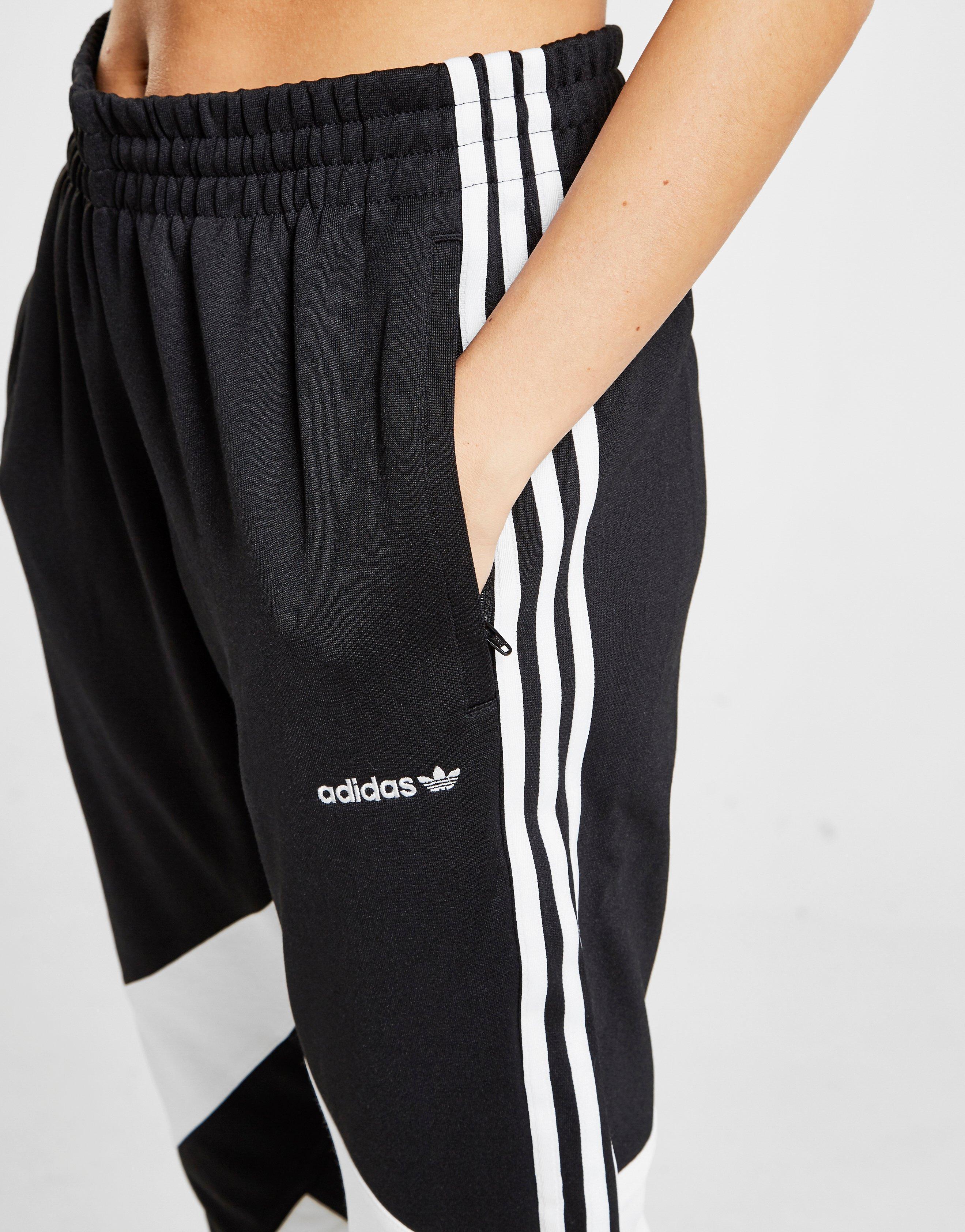 Women's Black Palmeston Track Pants