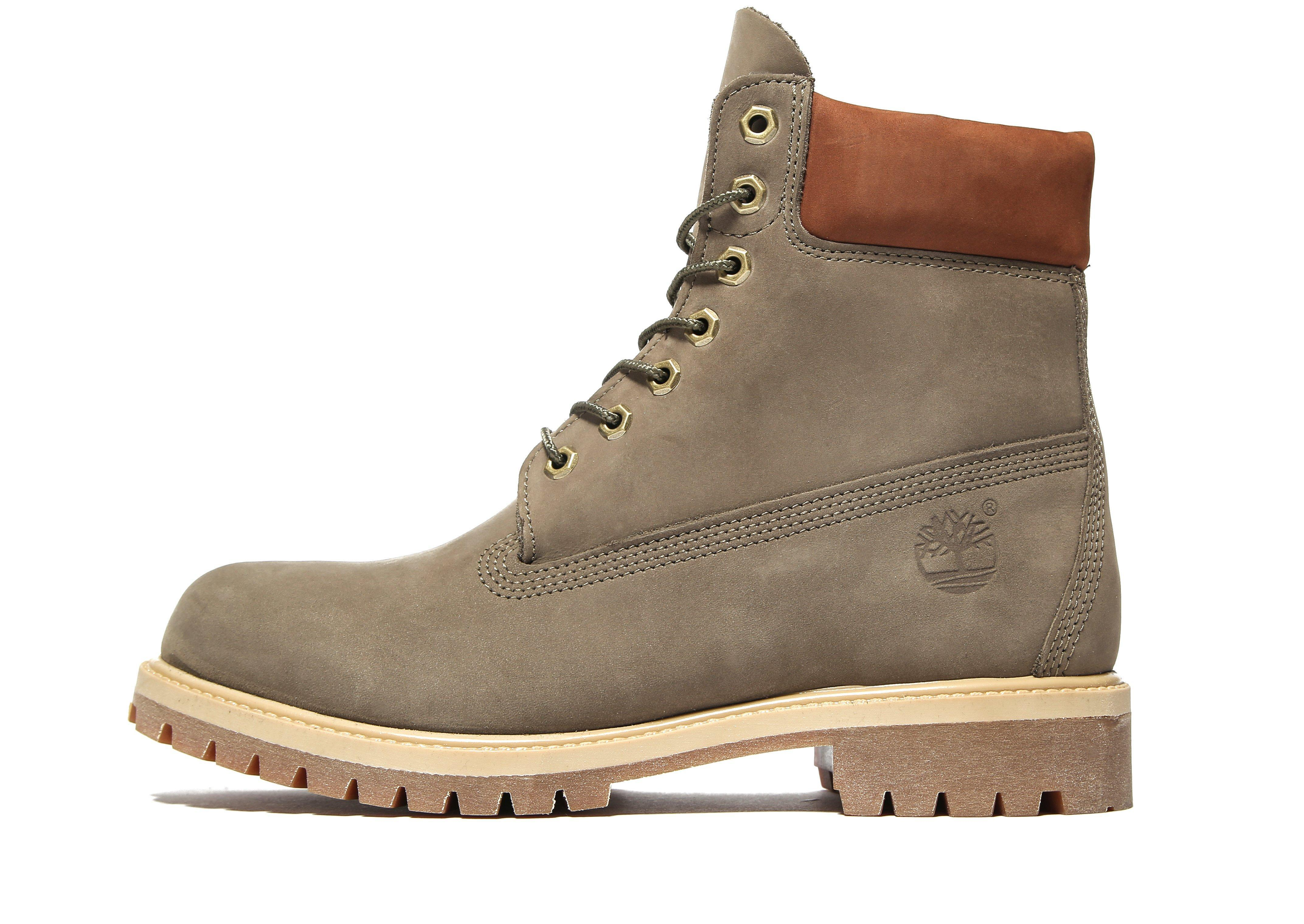 Lyst Timberland 6 Inch Premium Boot In Green For Men