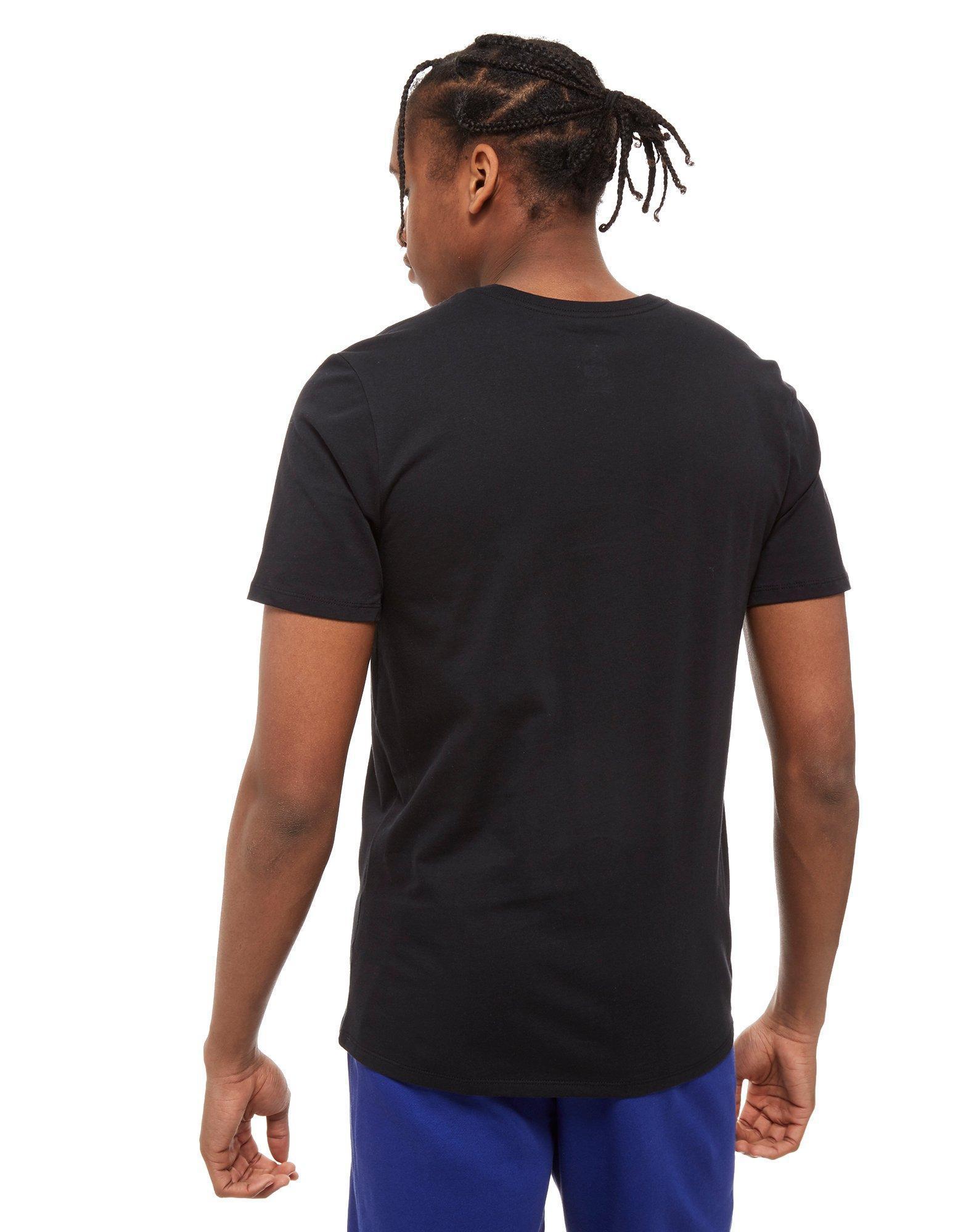 4e55ffe48f1c Lyst - Nike City Of Flight Paris T-shirt in Black for Men