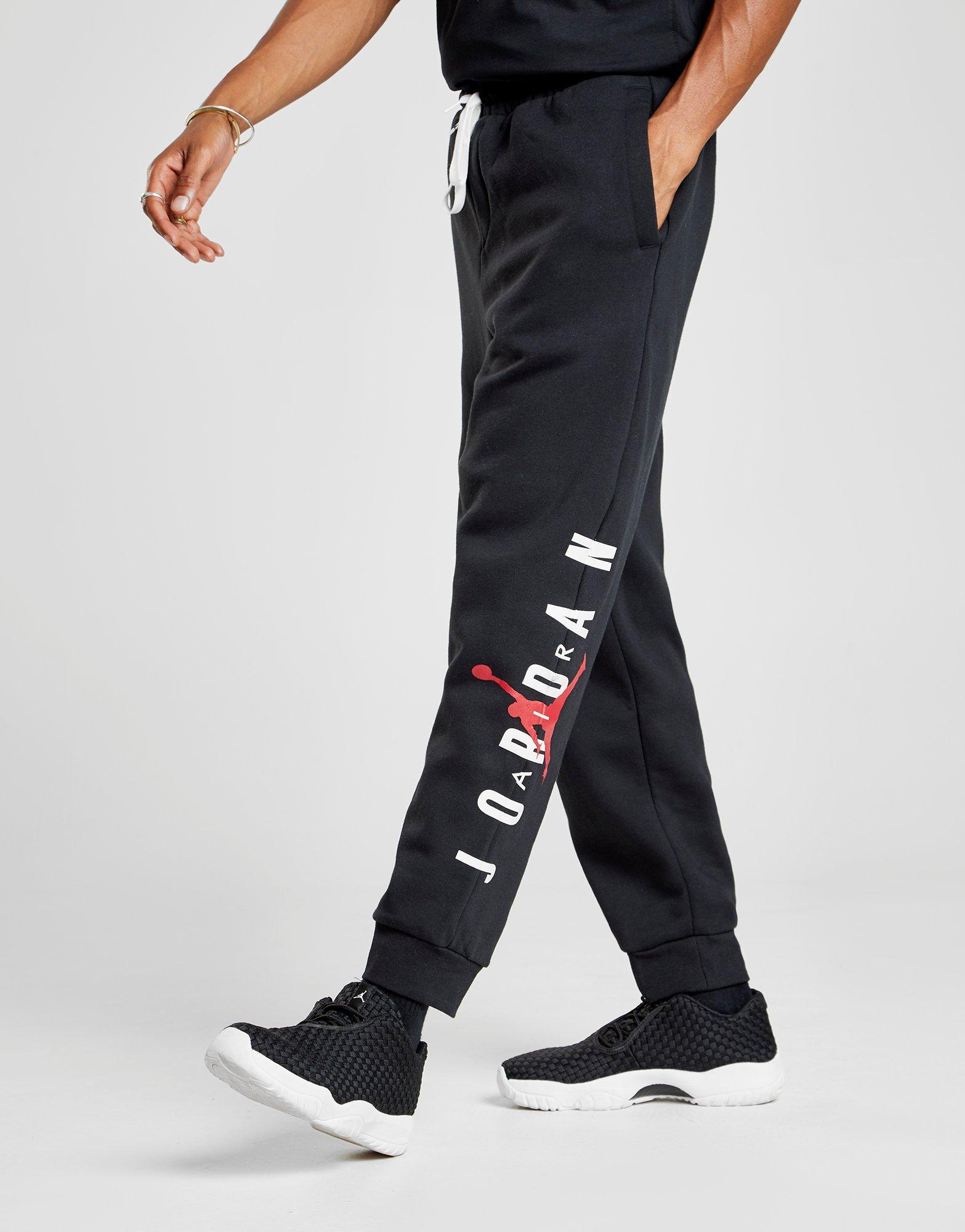 803823386cfb Lyst - Nike Jumpman Track Pants in Black for Men