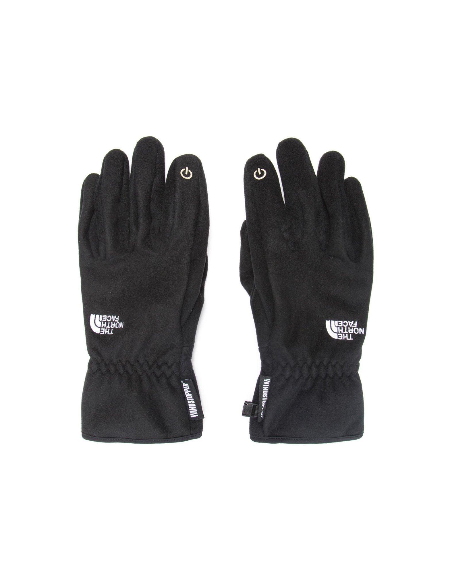 d6f85382bb5 Lyst - The North Face Pamir Windstopper E-tip Gloves in Black for Men