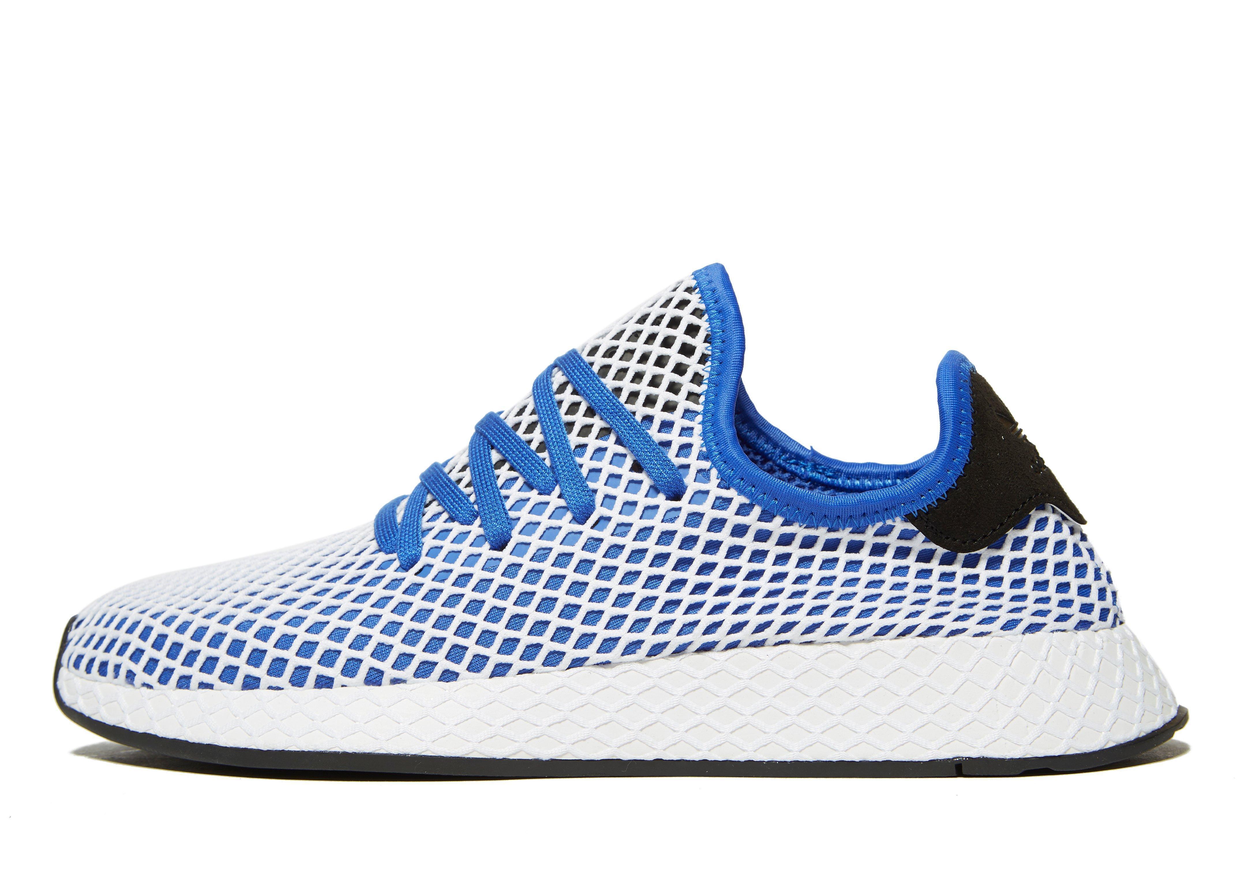 a33580a790ba7 Lyst - adidas Originals Deerupt in Blue