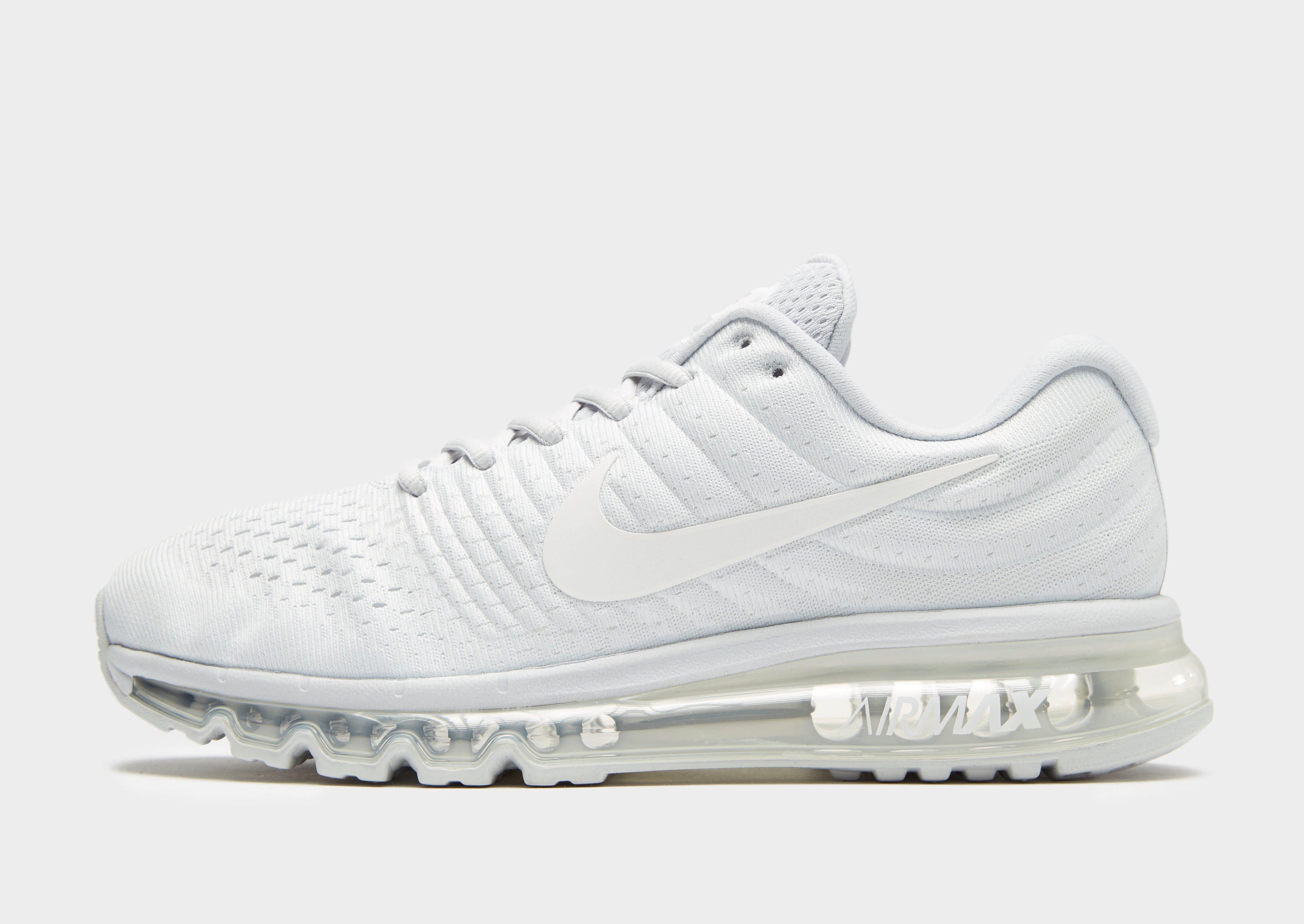 best value 2eb55 ac78a Lyst - Nike Air Max 2017 in White