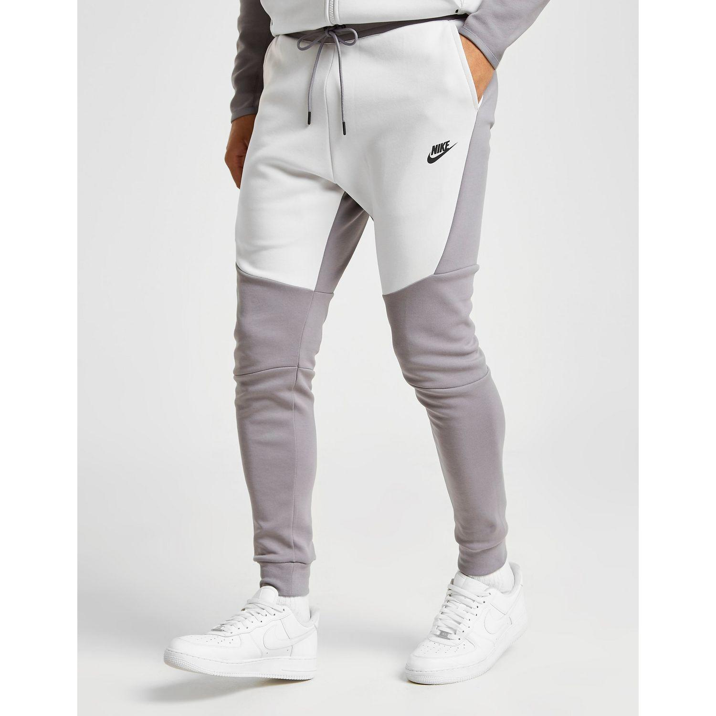 Nike Tech Fleece White Grey Shop Clothing Shoes Online
