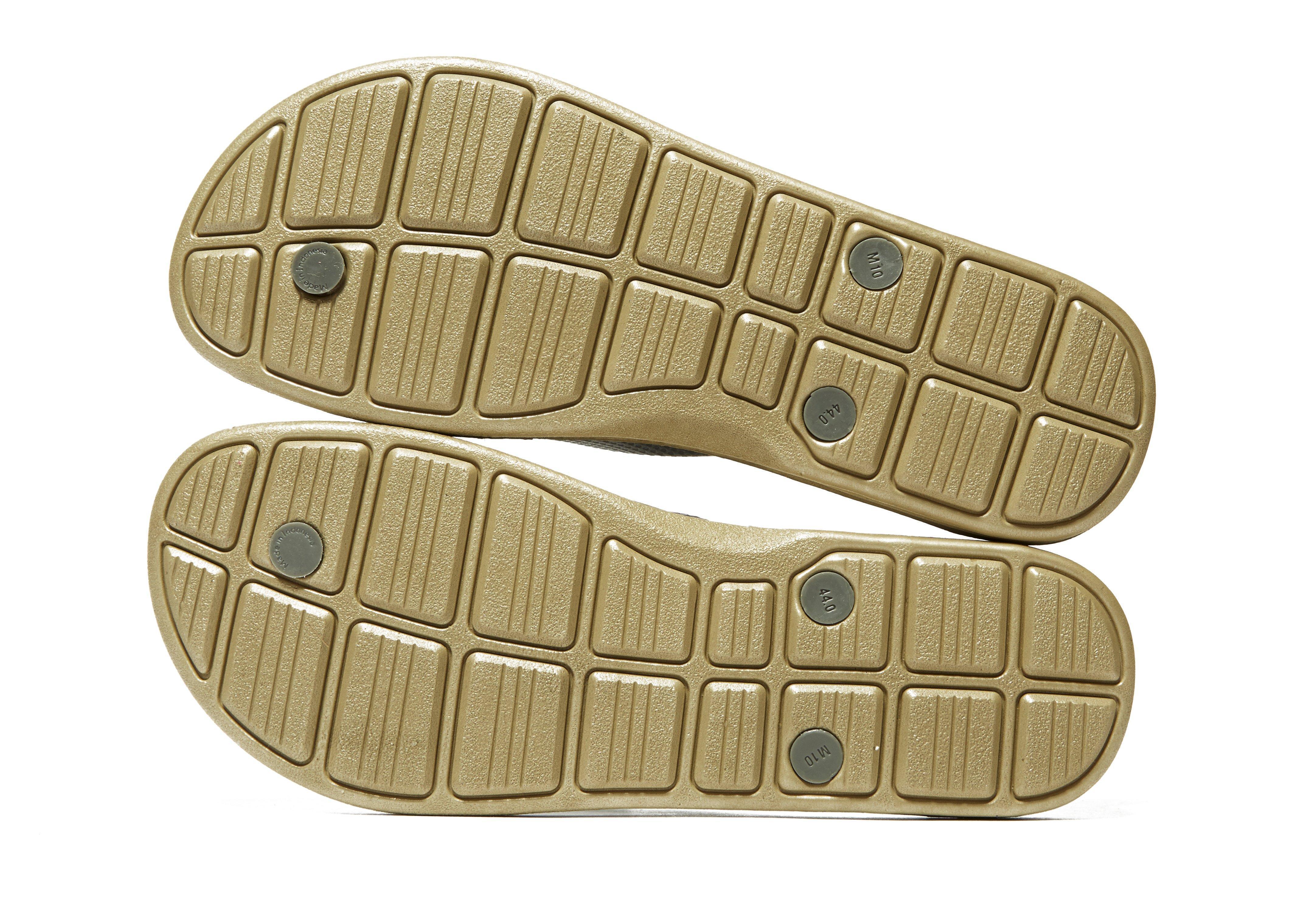 Nike - Green Solarsoft Ii Flipflops for Men - Lyst. View Fullscreen