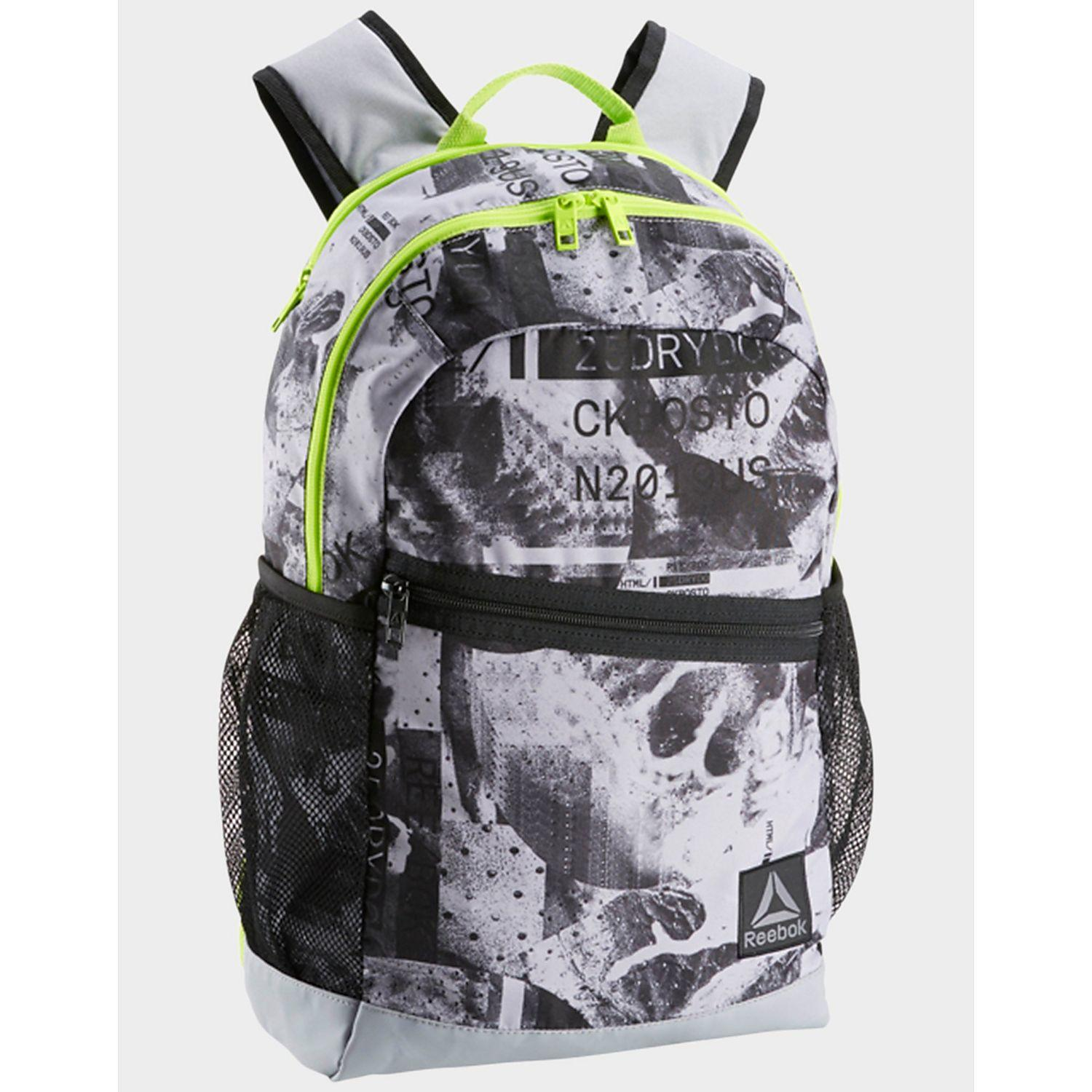 86abcad079048b Lyst - Reebok Style Active Foundation Graphic Backpack for Men