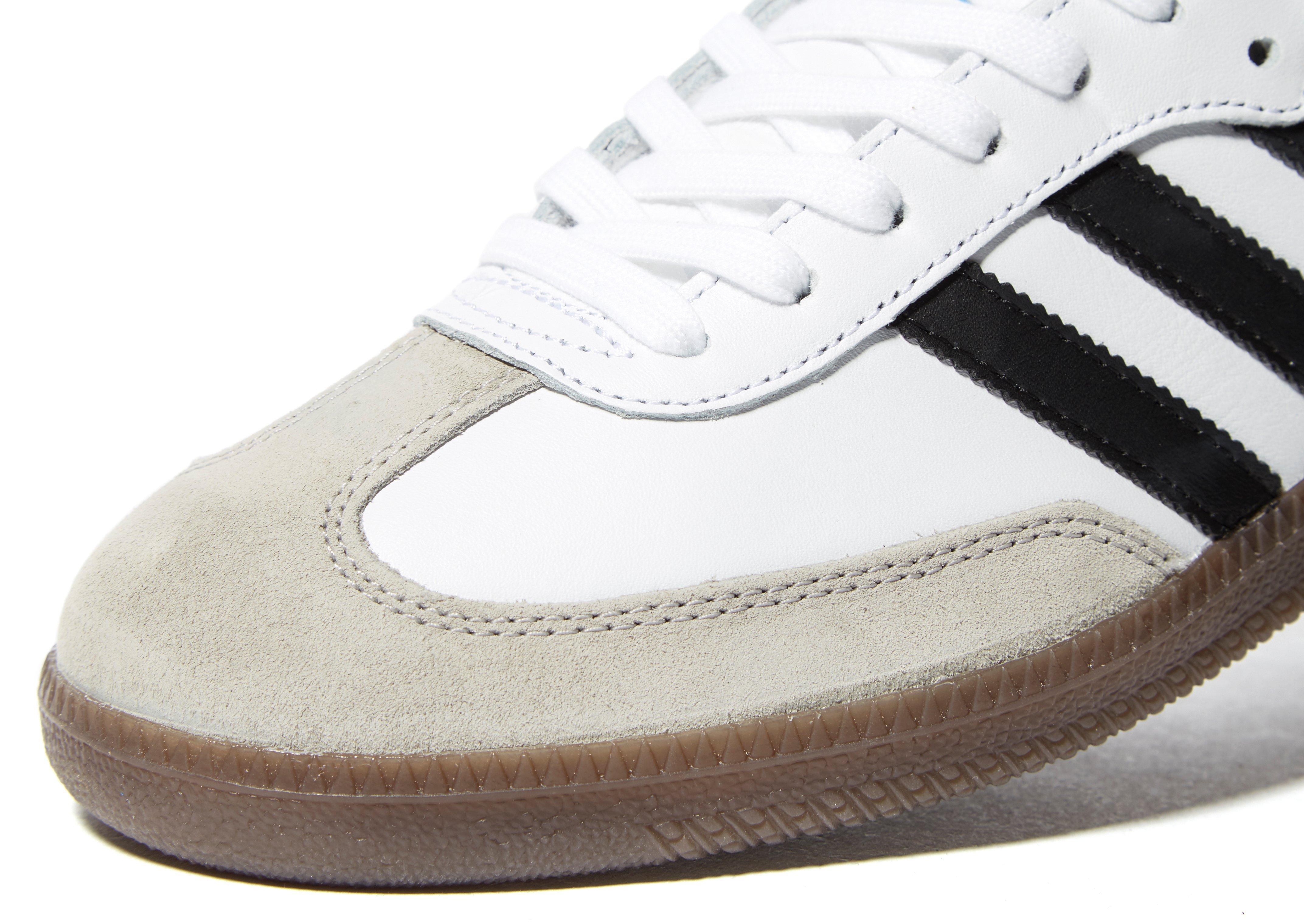 adidas Originals Leather Samba Og in White for Men