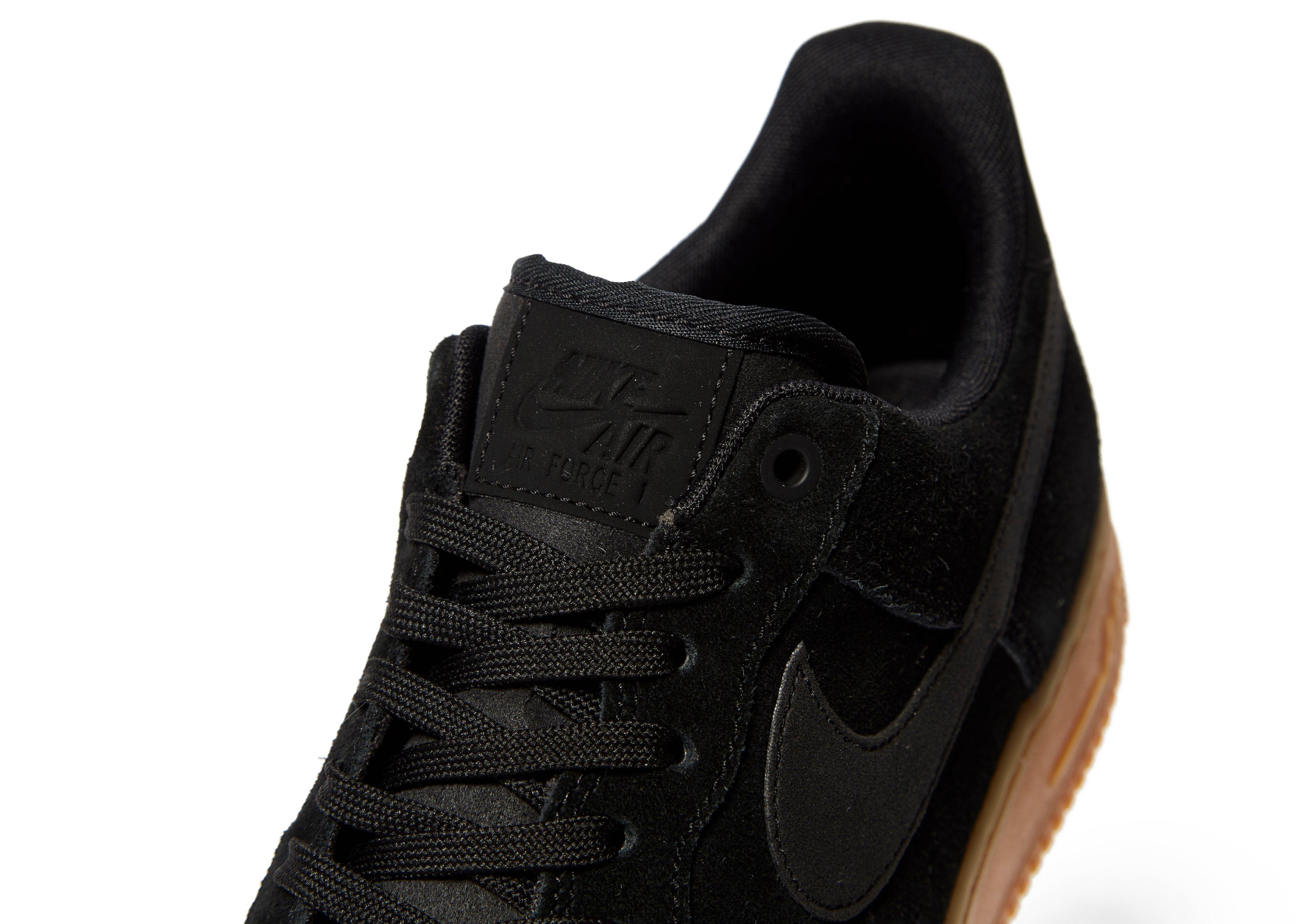 promo code b229c 6822b Nike - Black Air Force 1 Lv8 for Men - Lyst. View fullscreen