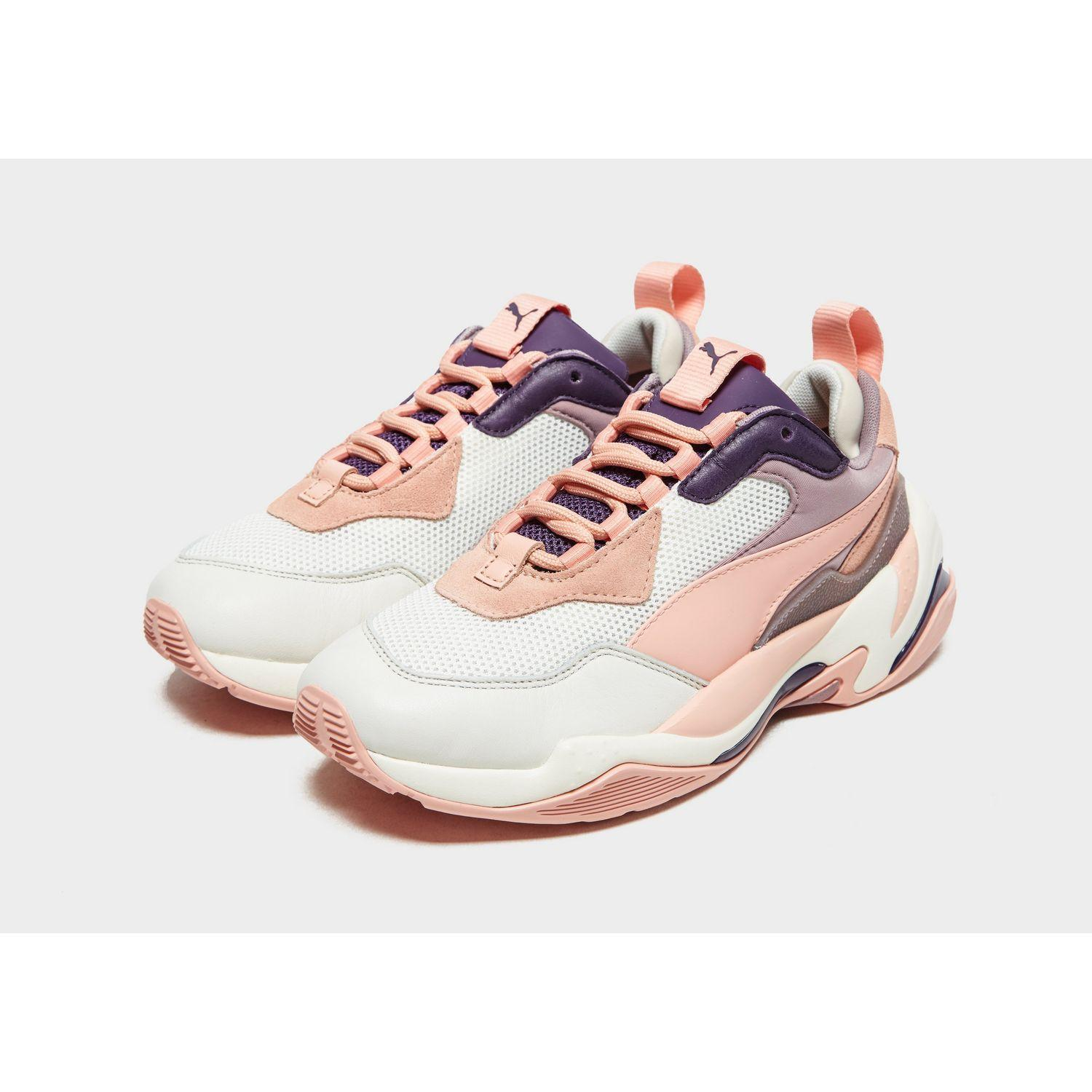 PUMA Leather Thunder Spectra in White