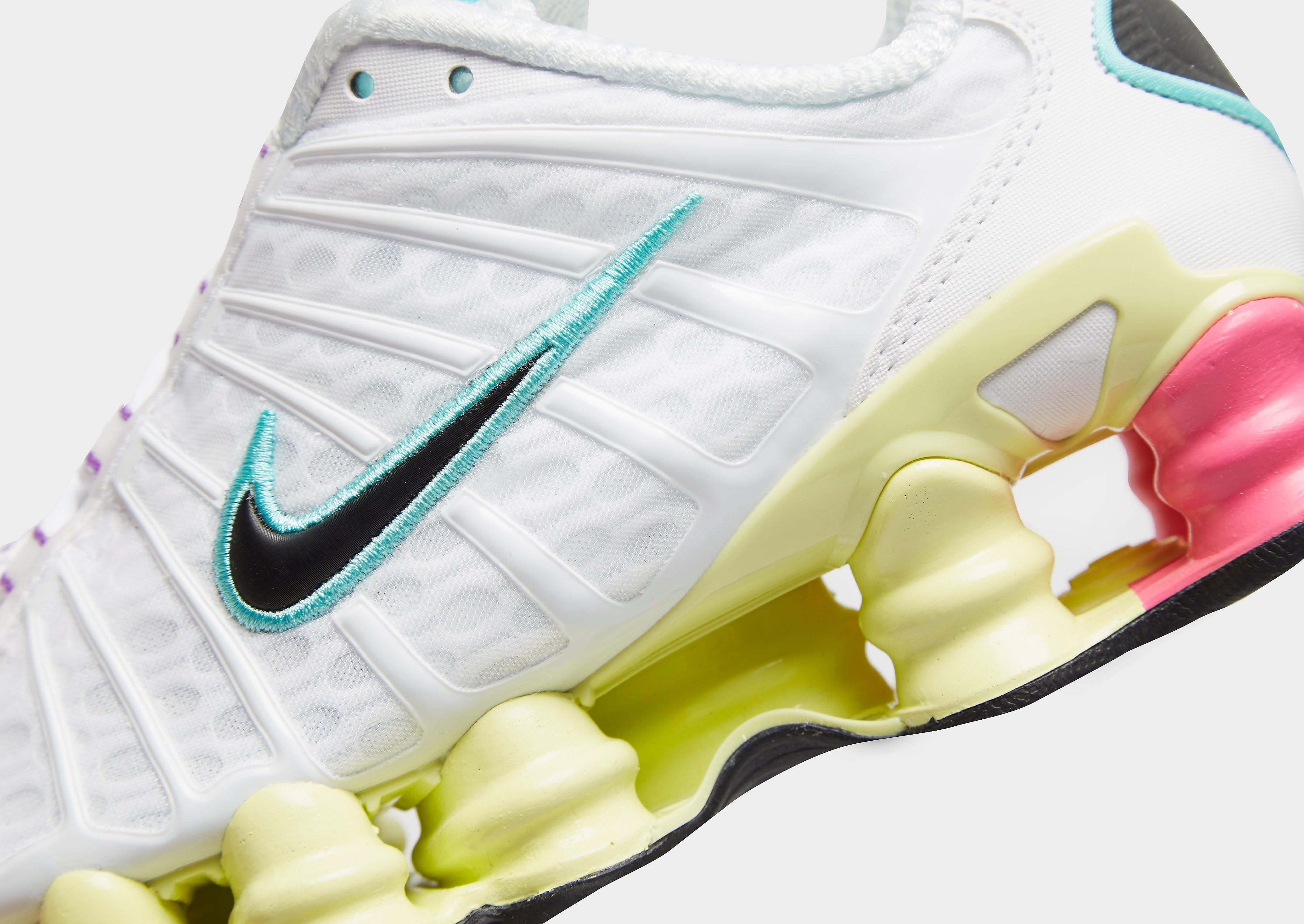 Shox TL para mujer Nike de color Blanco