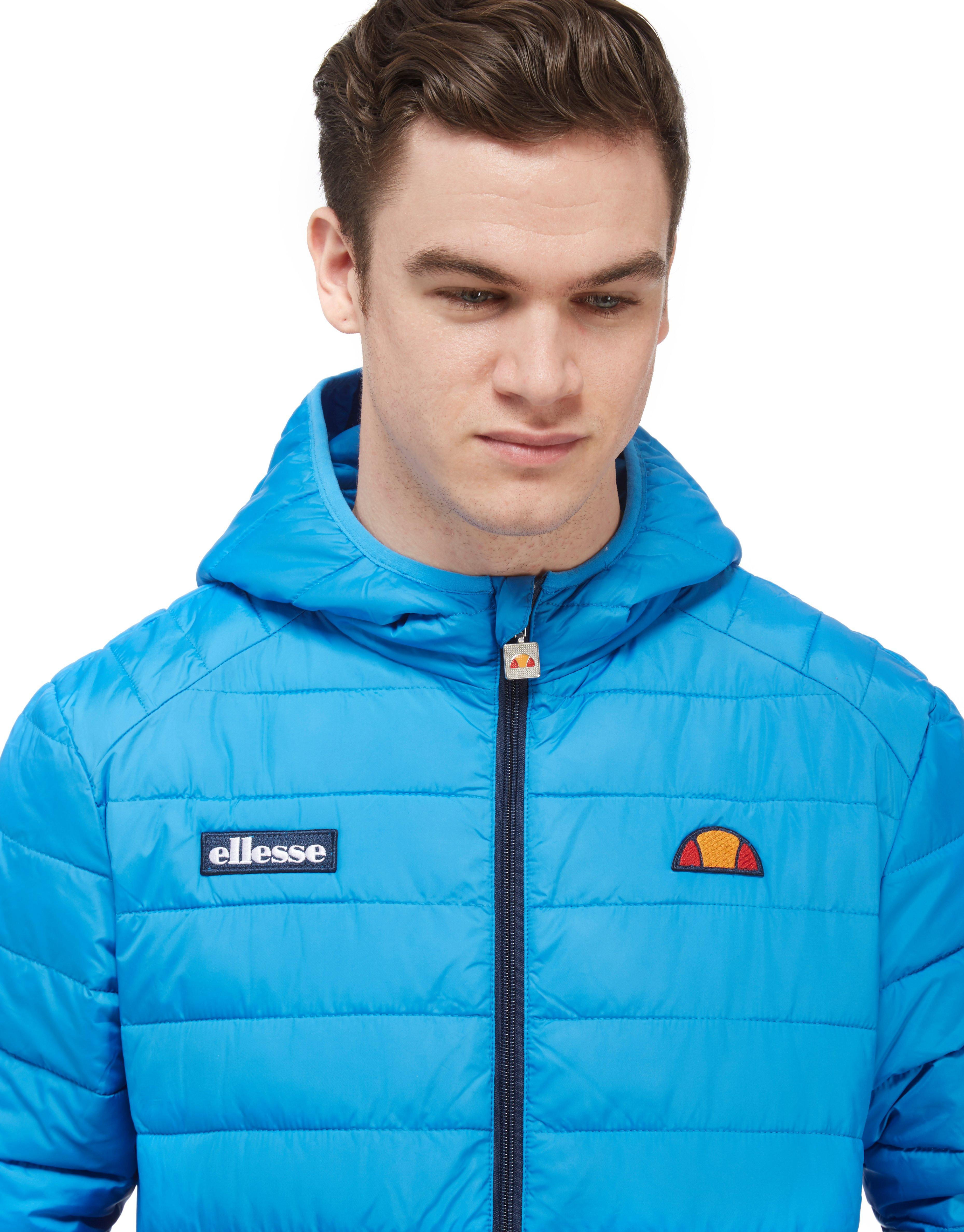 Ellesse Synthetic Lombardy Jacket in Blue for Men