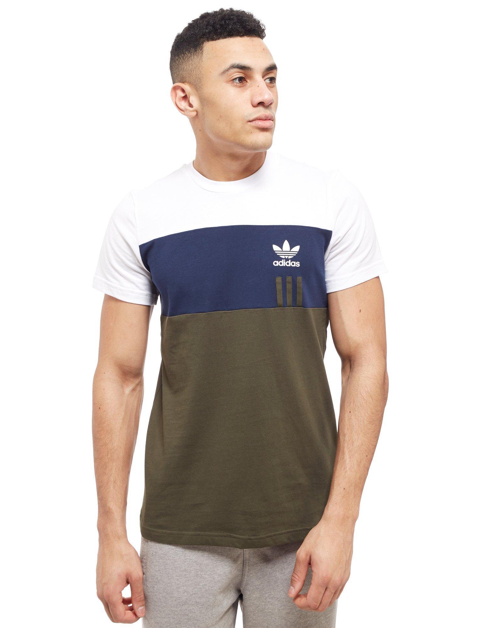 adidas originals t shirt khaki