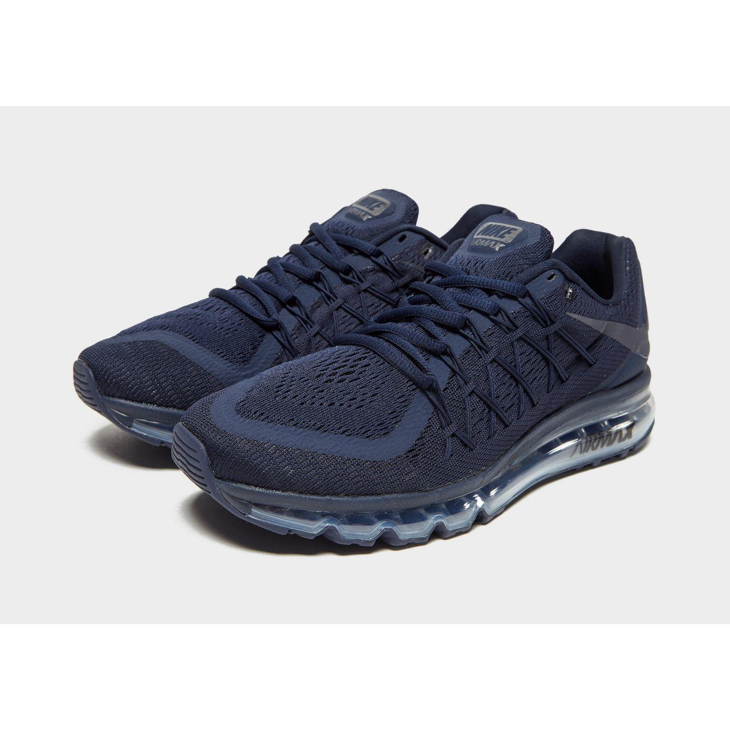 Nike Synthetic Air Max 2015 in Navy